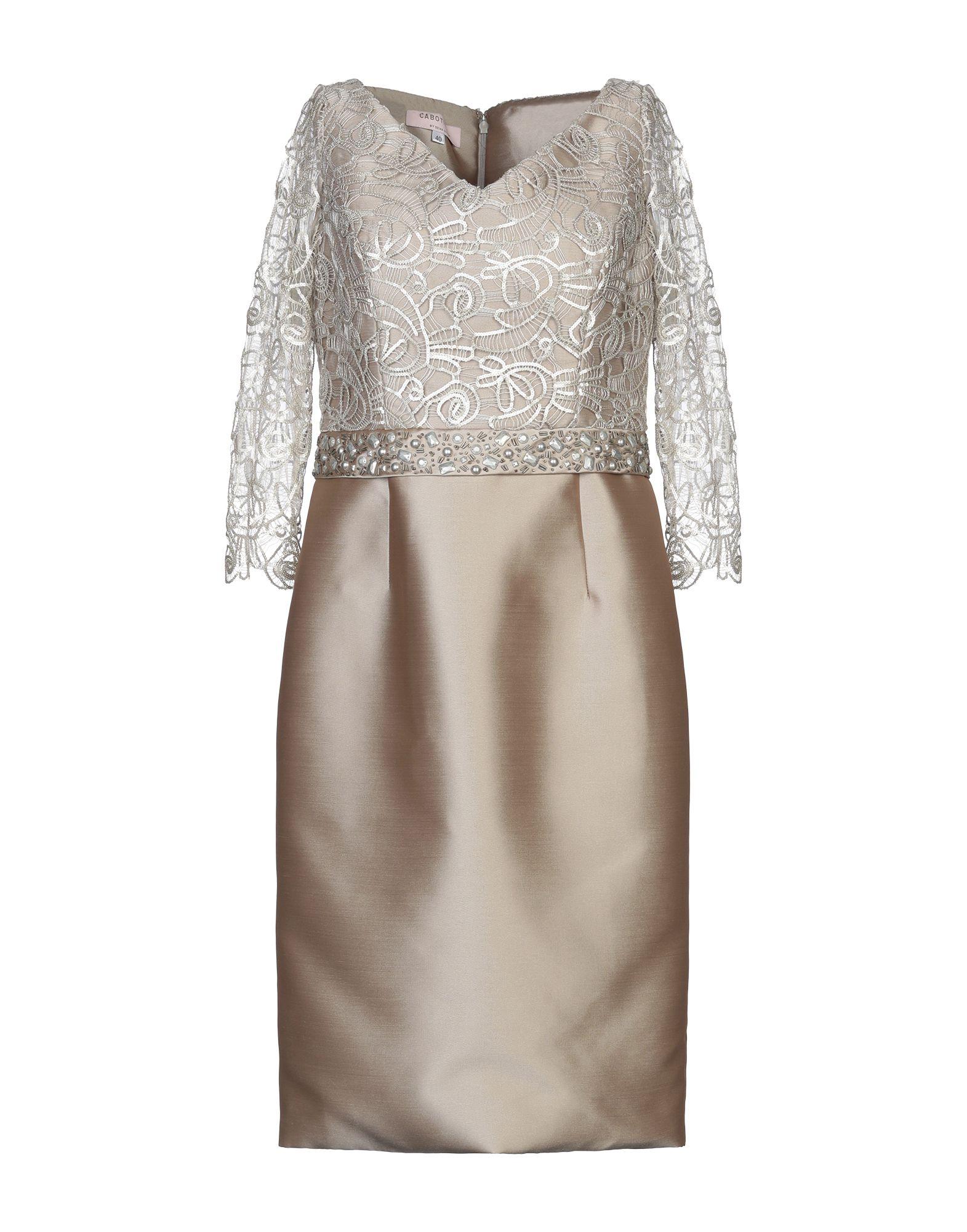 CABOTINE Платье до колена цена 2017