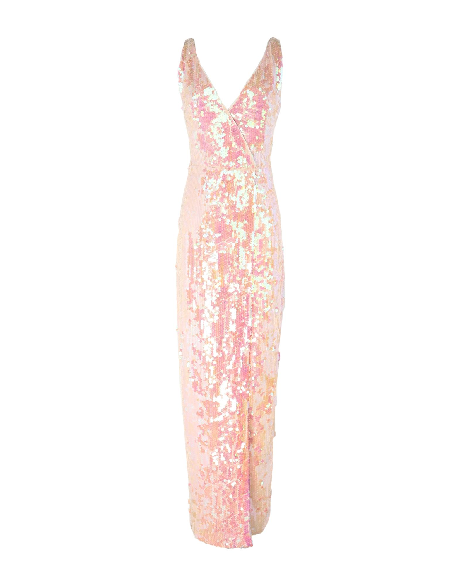 MONIQUE LHUILLIER Длинное платье monique lhuillier короткое платье