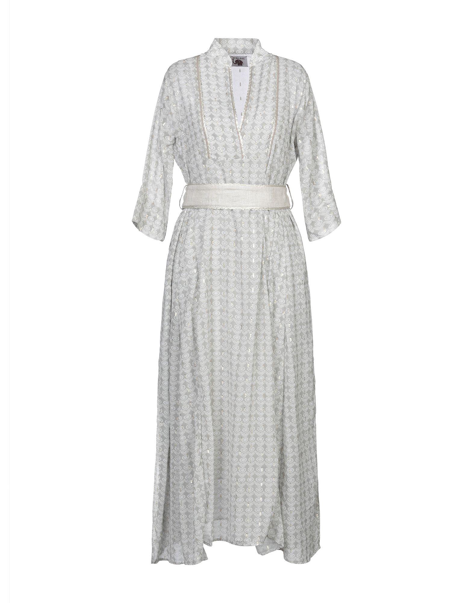 OPALINE Длинное платье