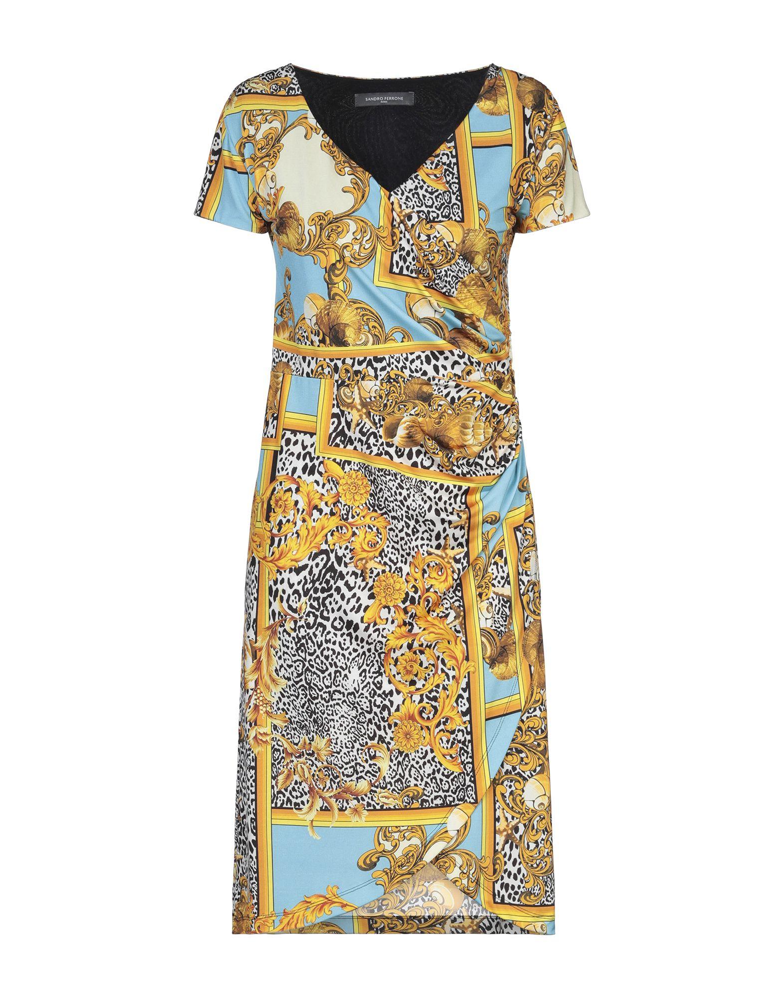 SANDRO FERRONE Короткое платье