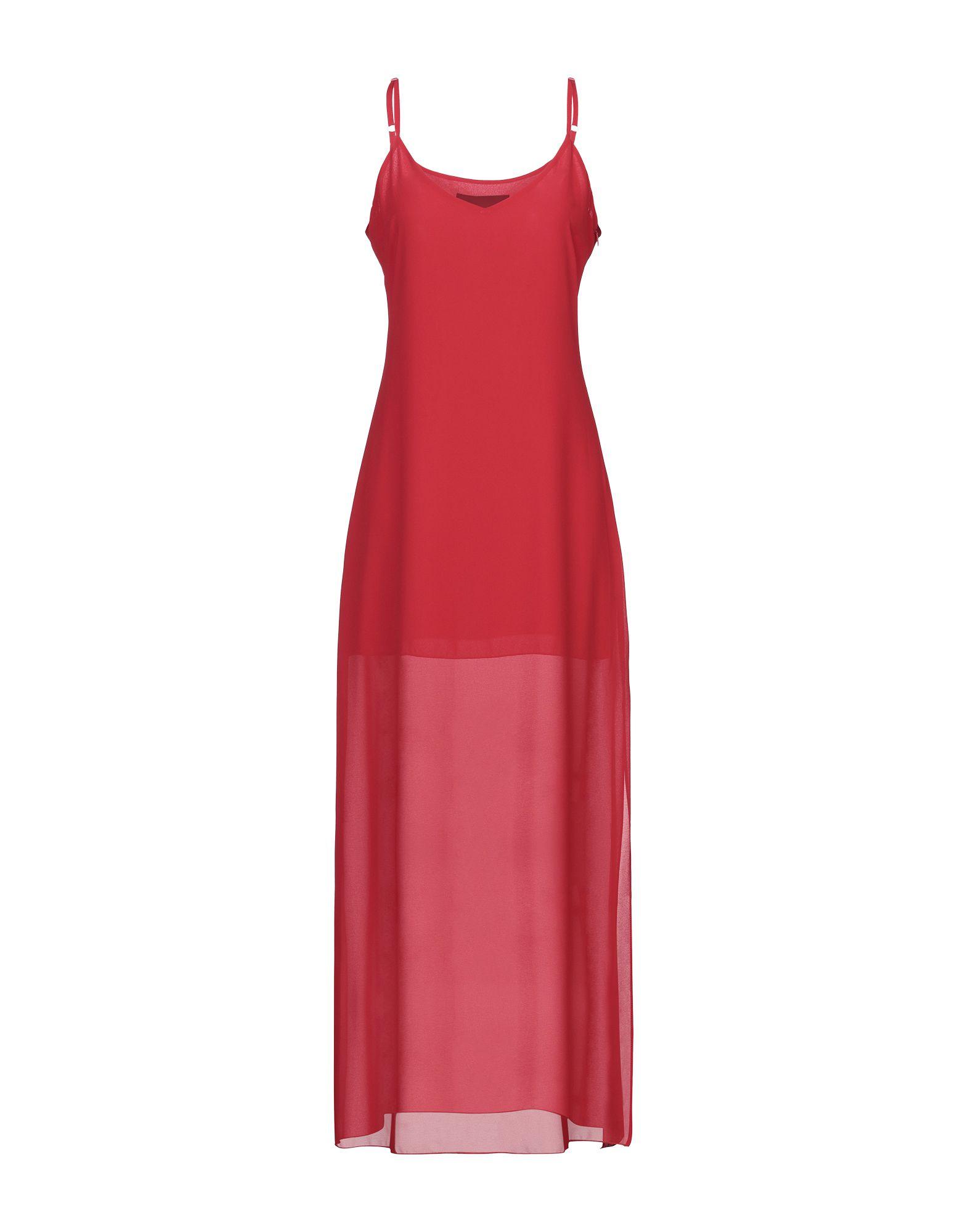 SANDRO FERRONE Длинное платье