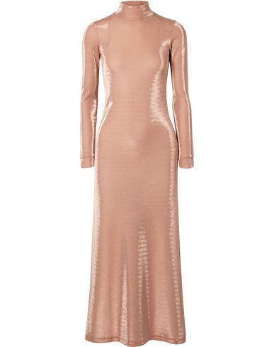 Длинное платье Michael Lo Sordo 15006701AC