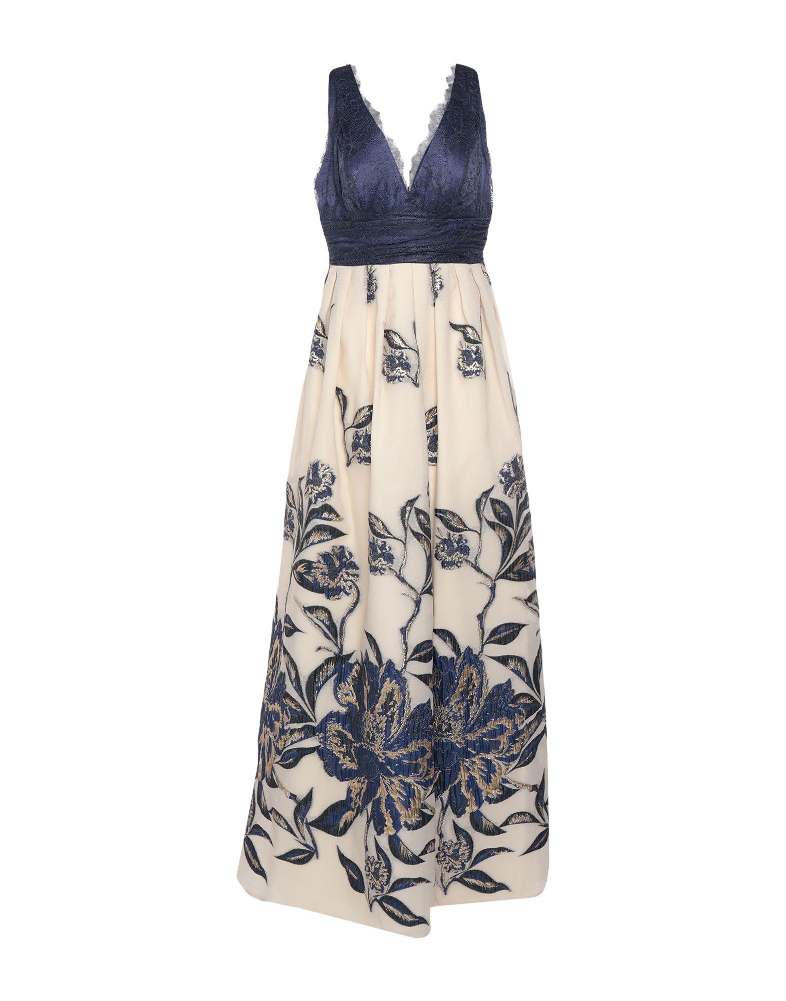 SÑ SONIA PEÑA Длинное платье