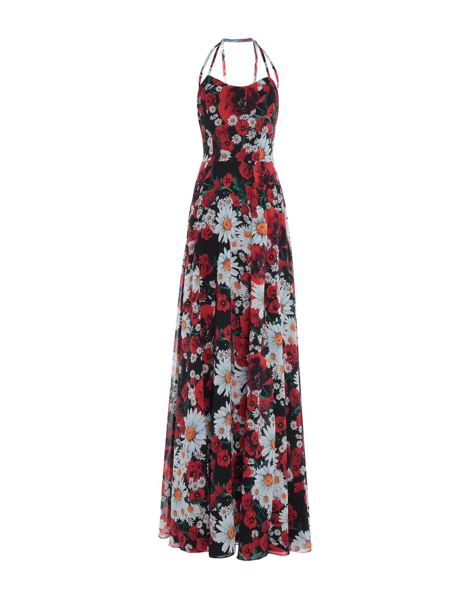 SOANI Длинное платье soani платье до колена