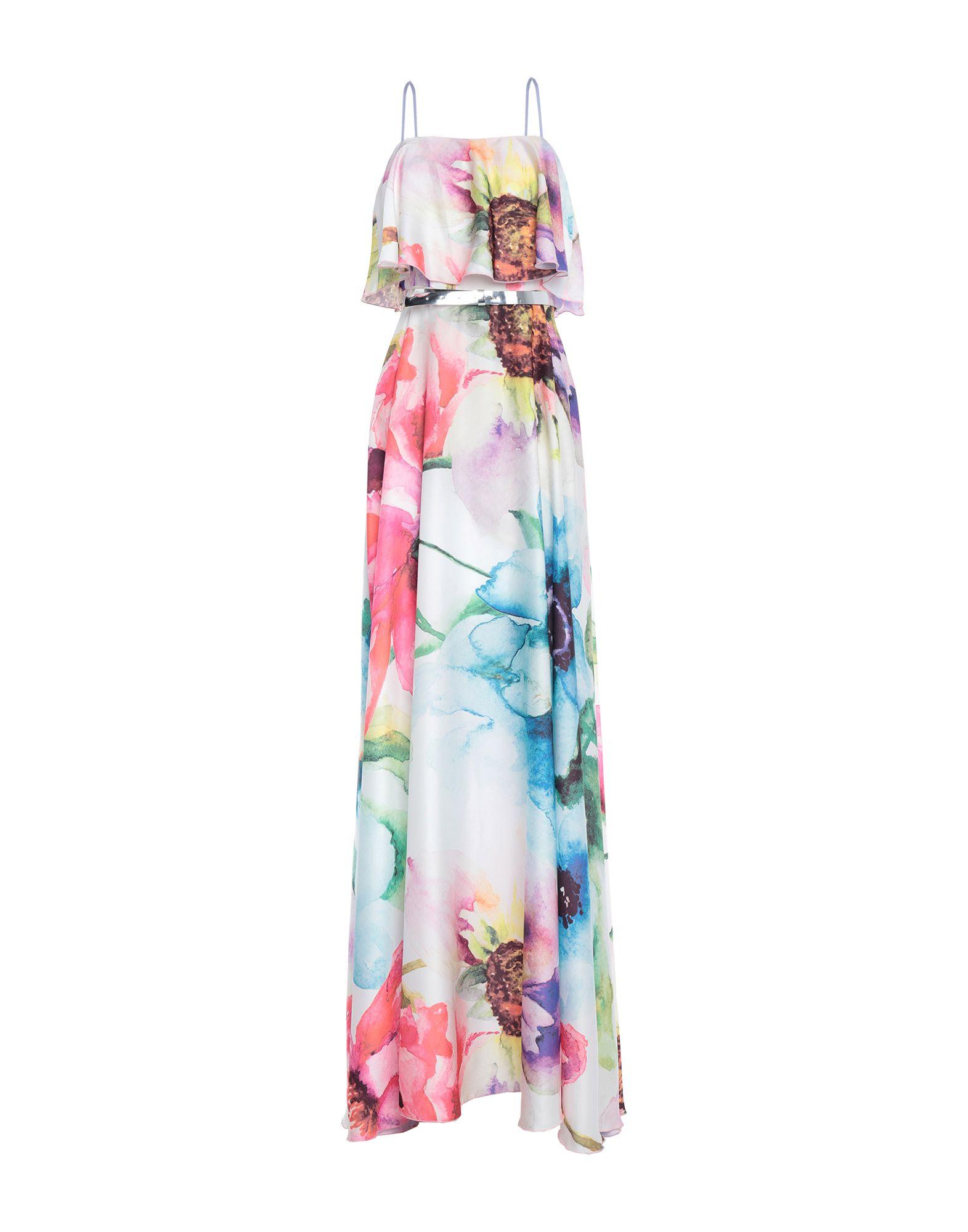 MISS SONIA PEÑA Длинное платье
