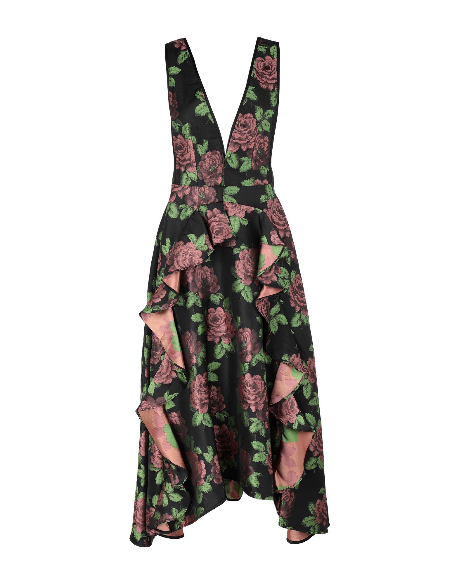 WEILI ZHENG Платье до колена