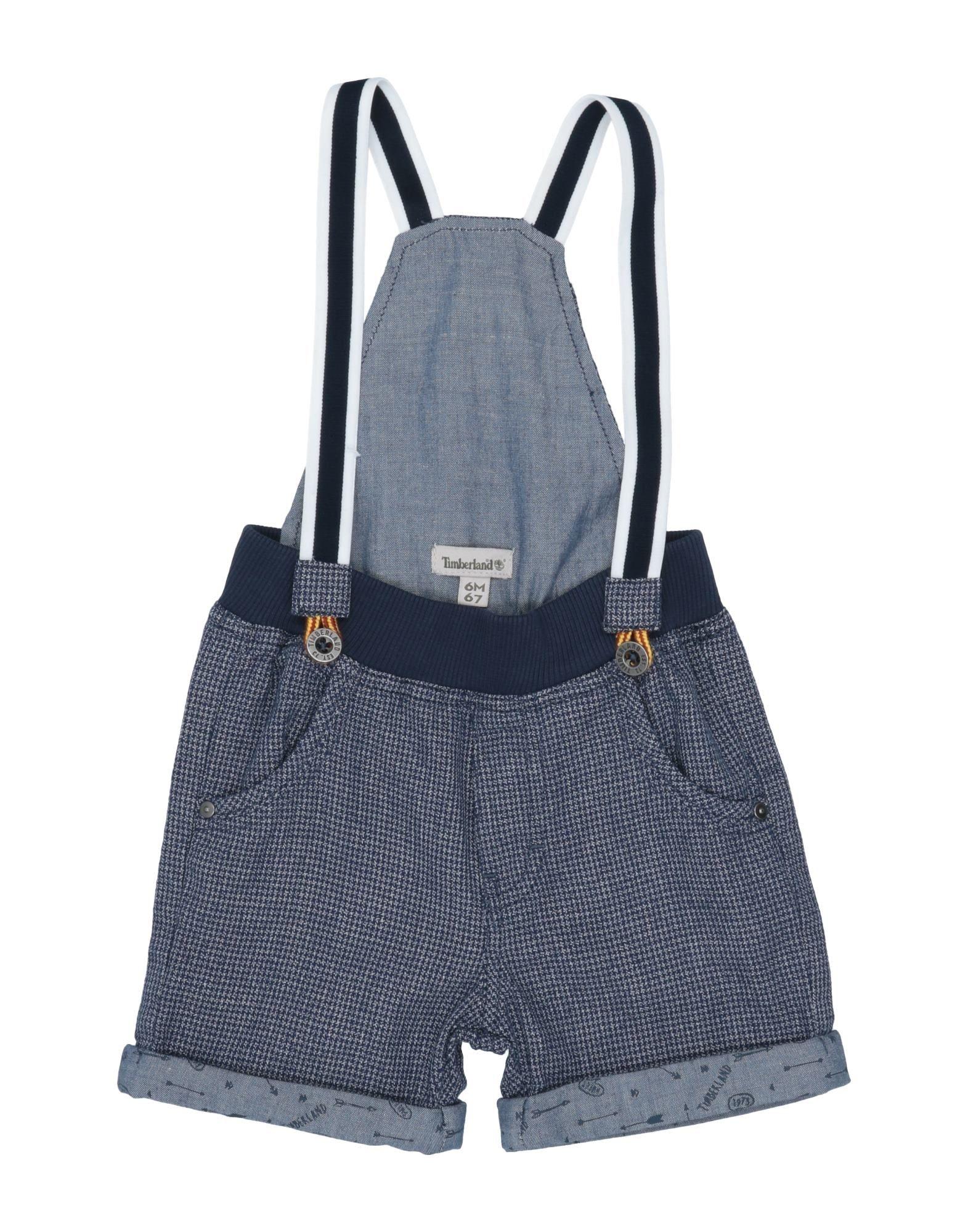 TIMBERLAND Baby overalls - Item 15006976