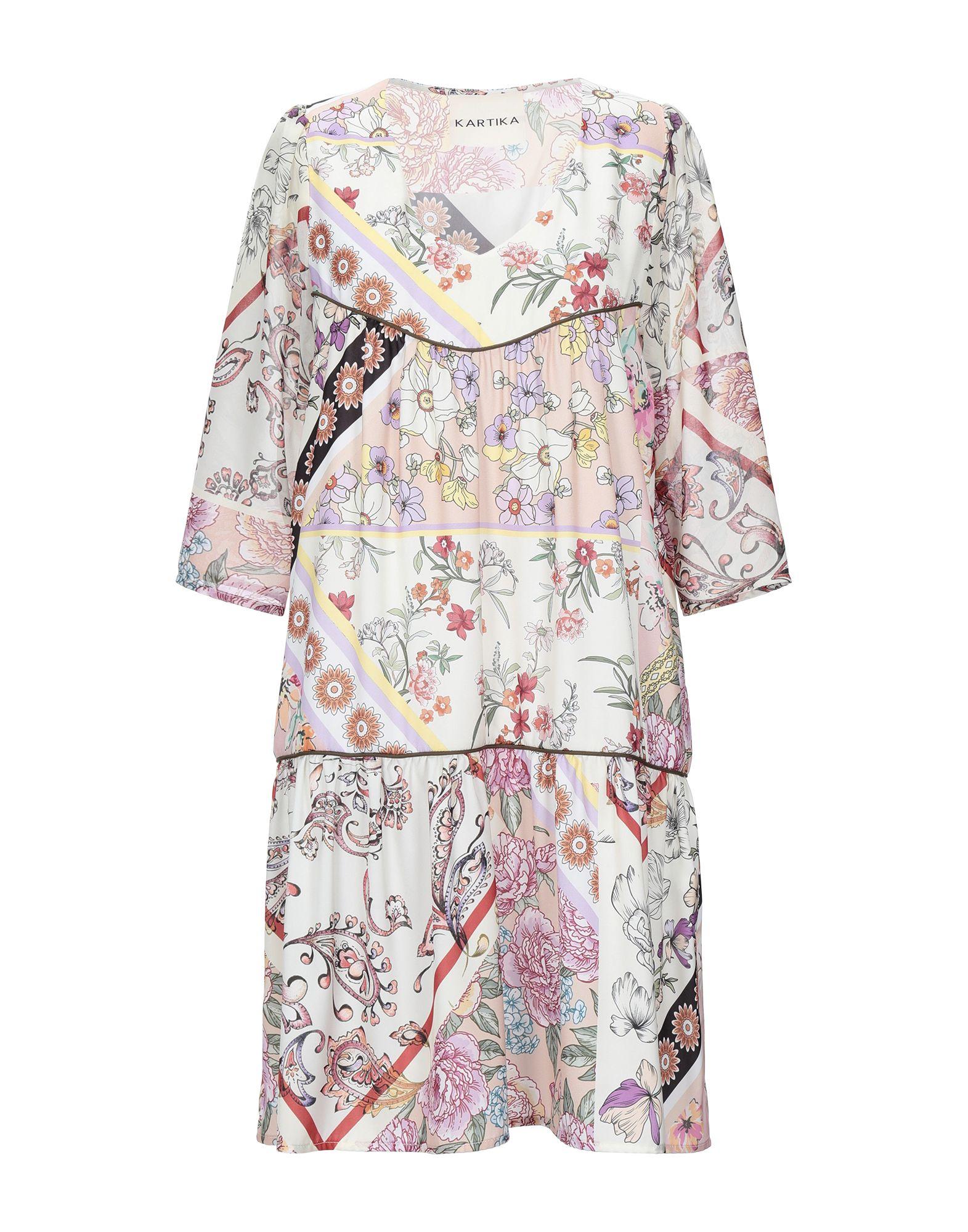 KARTIKA Короткое платье