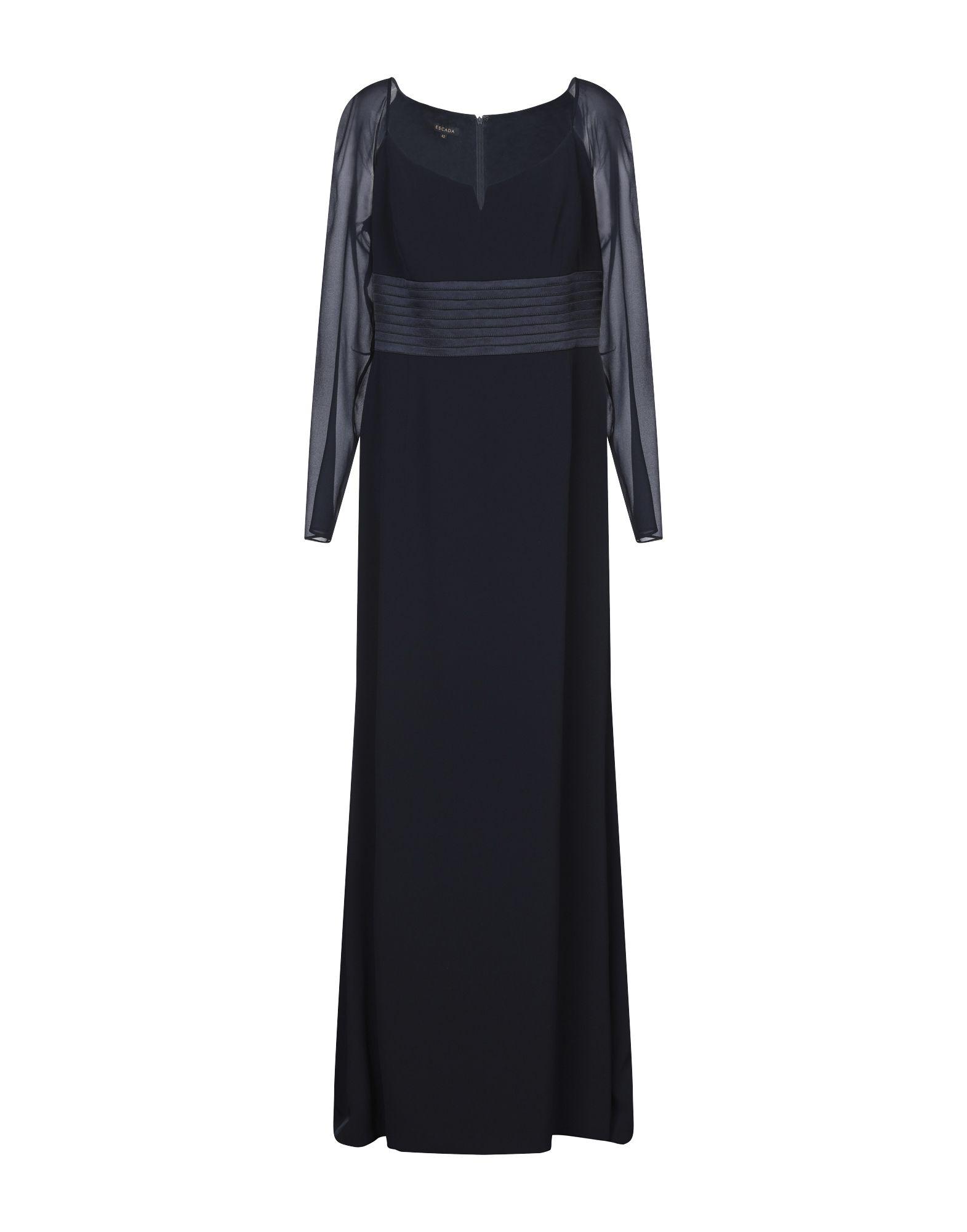 ESCADA Длинное платье