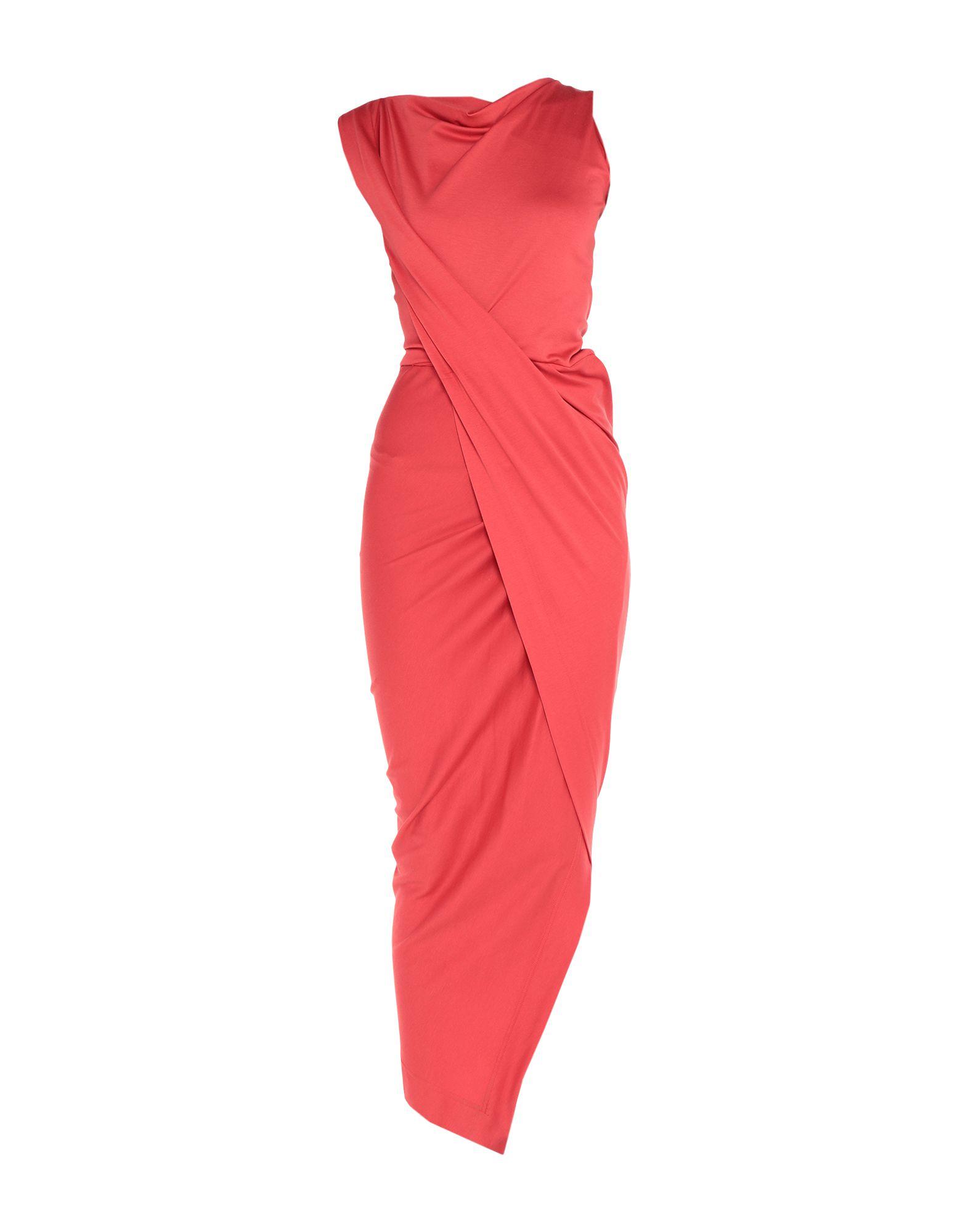 VIVIENNE WESTWOOD ANGLOMANIA Платье длиной 3/4 платье vivienne westwood anglomania vivienne westwood anglomania vi989ewzzq50