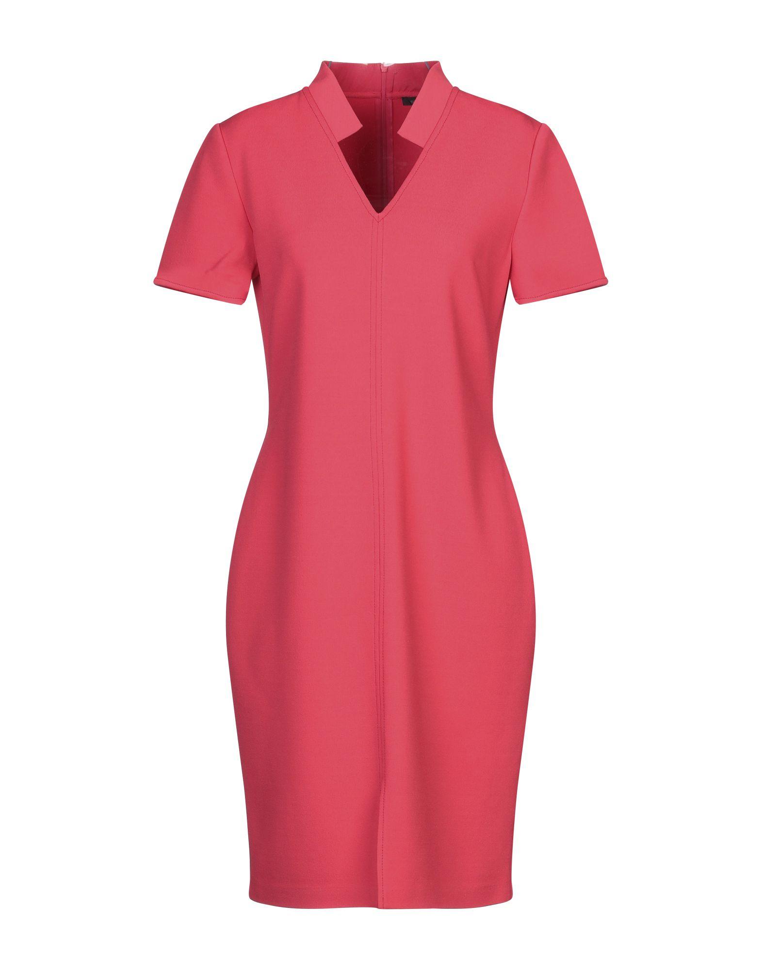 цена на ST. JOHN Платье до колена