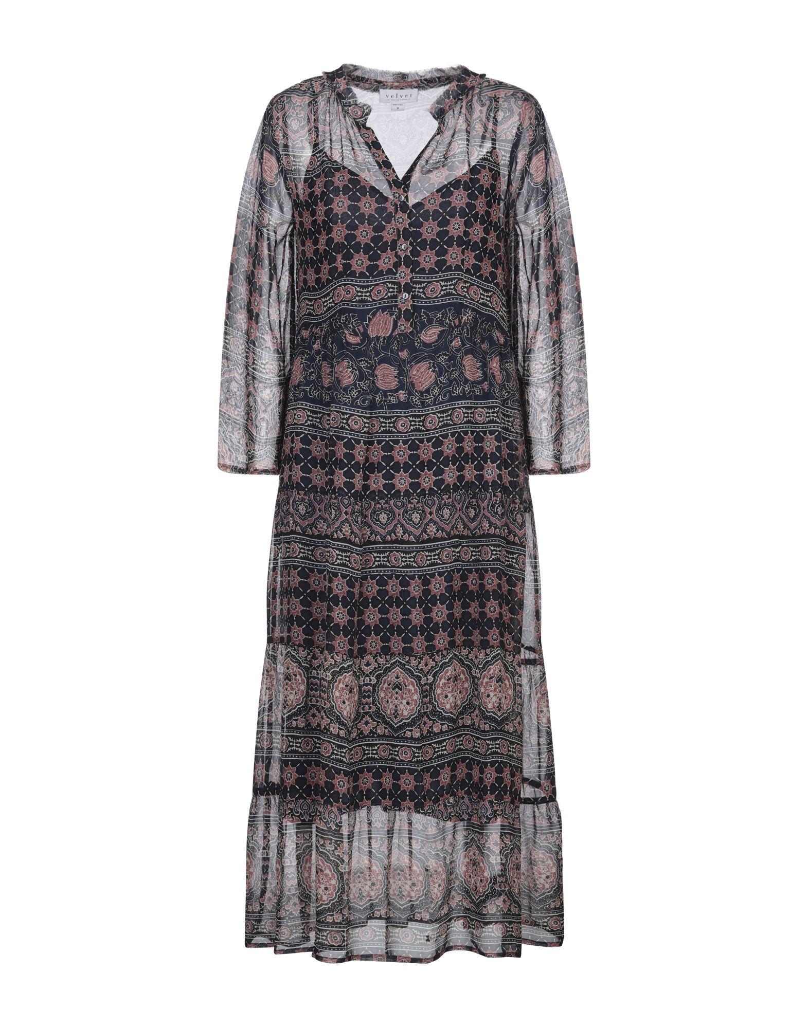 VELVET by GRAHAM & SPENCER Платье длиной 3/4