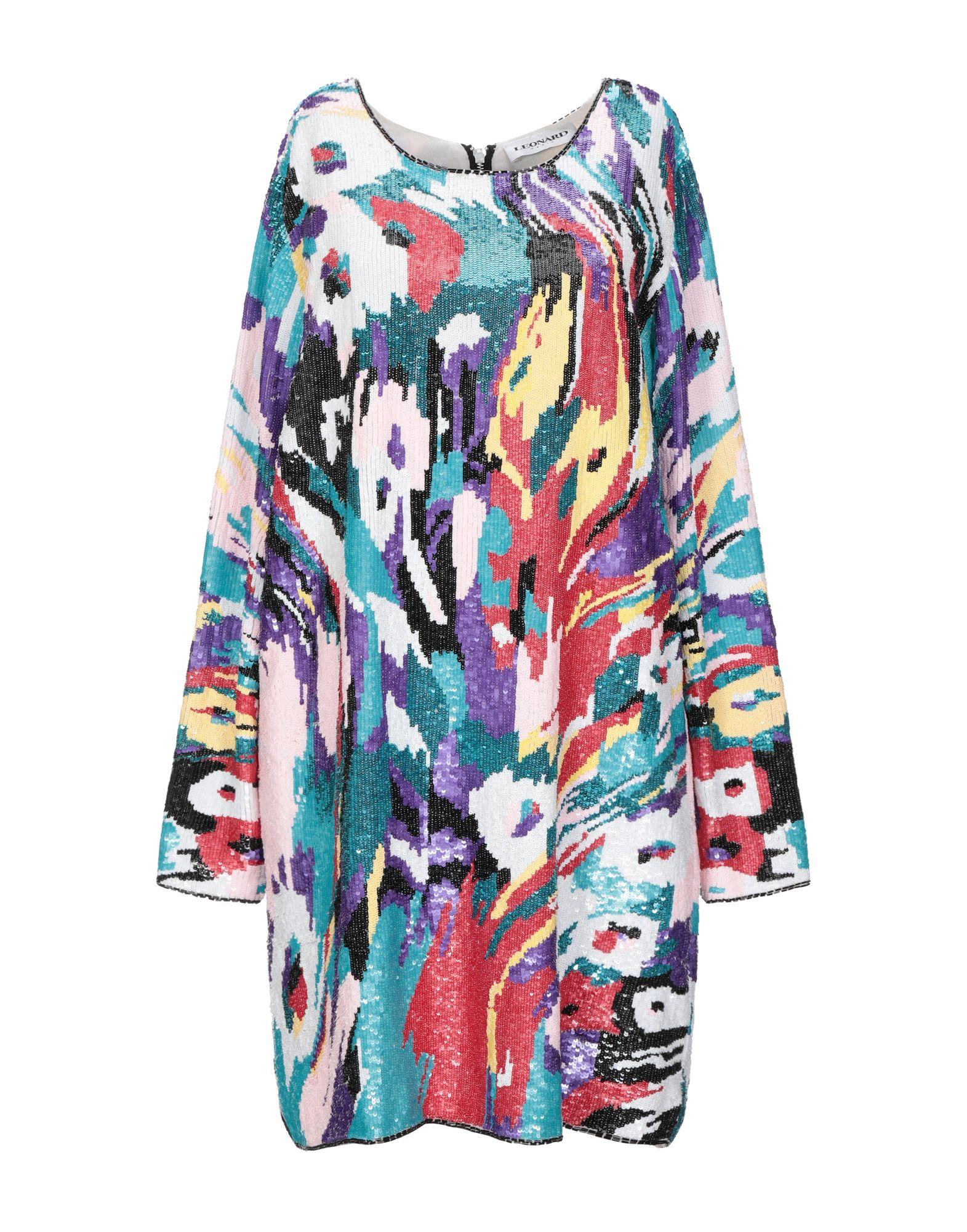 LEONARD Paris Короткое платье
