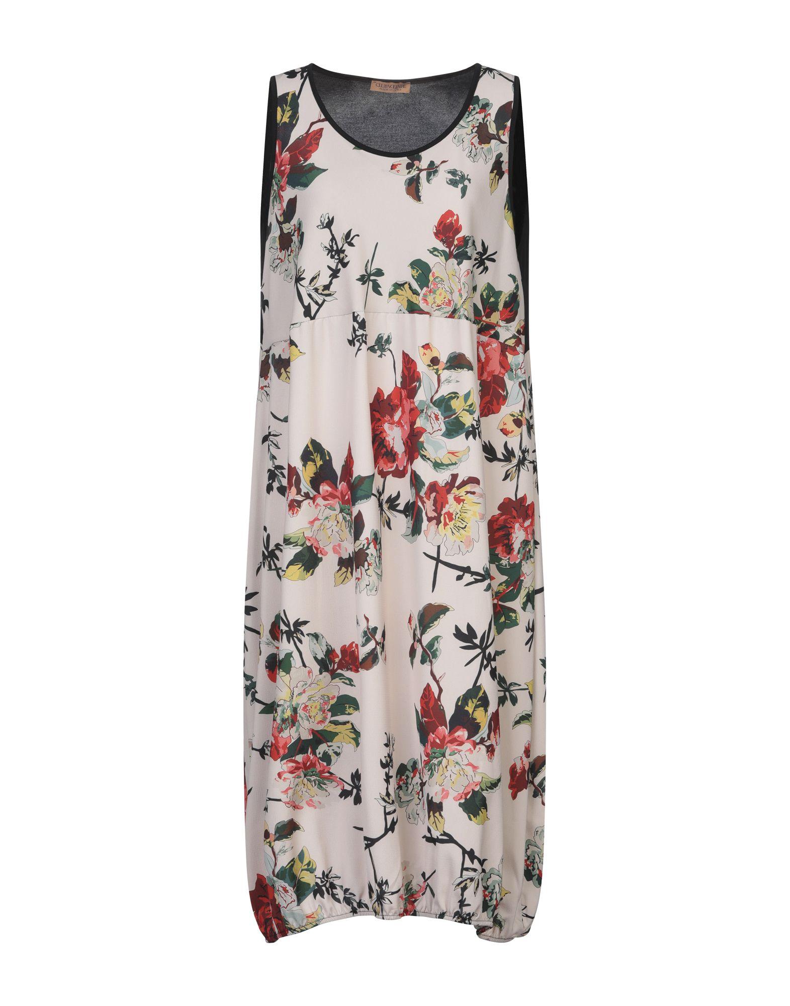 CLUB VOLTAIRE Платье длиной 3/4