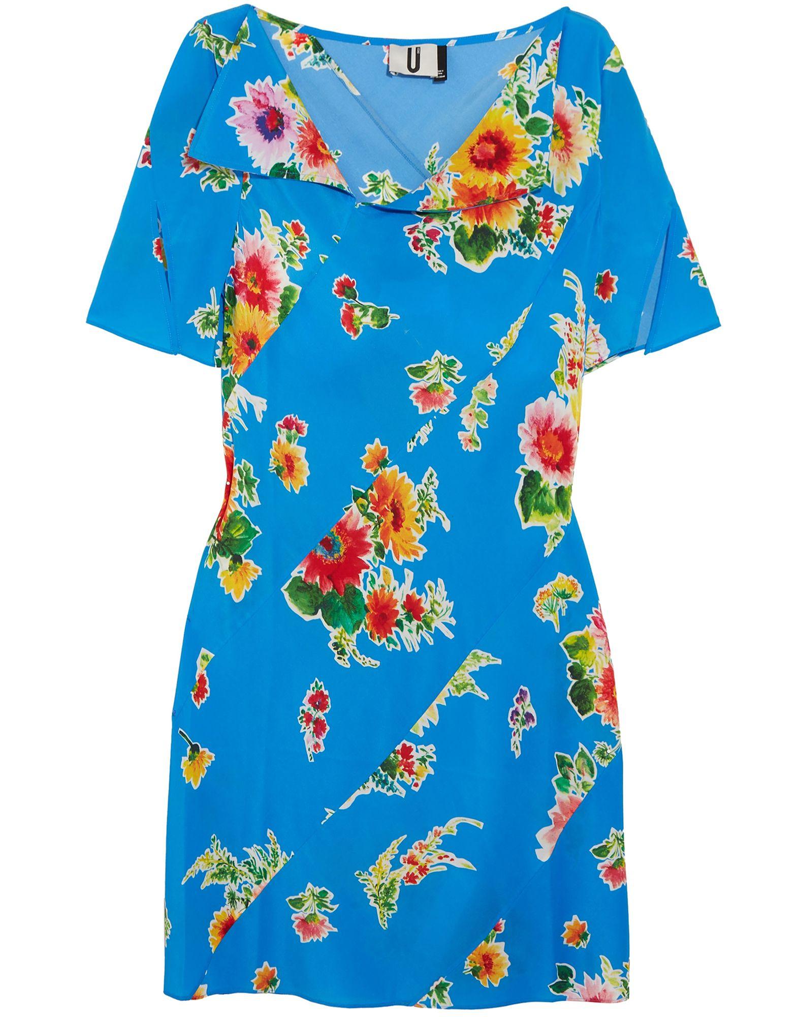 TOPSHOP UNIQUE Короткое платье платье topshop topshop to029ewezbm2