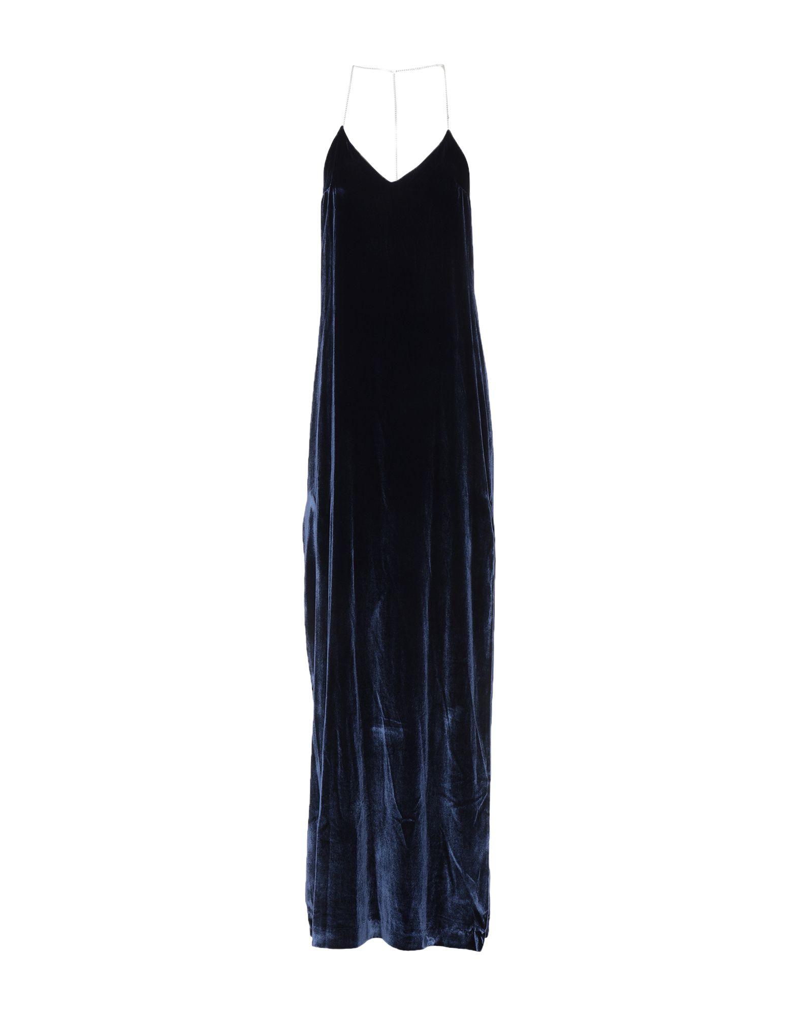 AMIRI Длинное платье