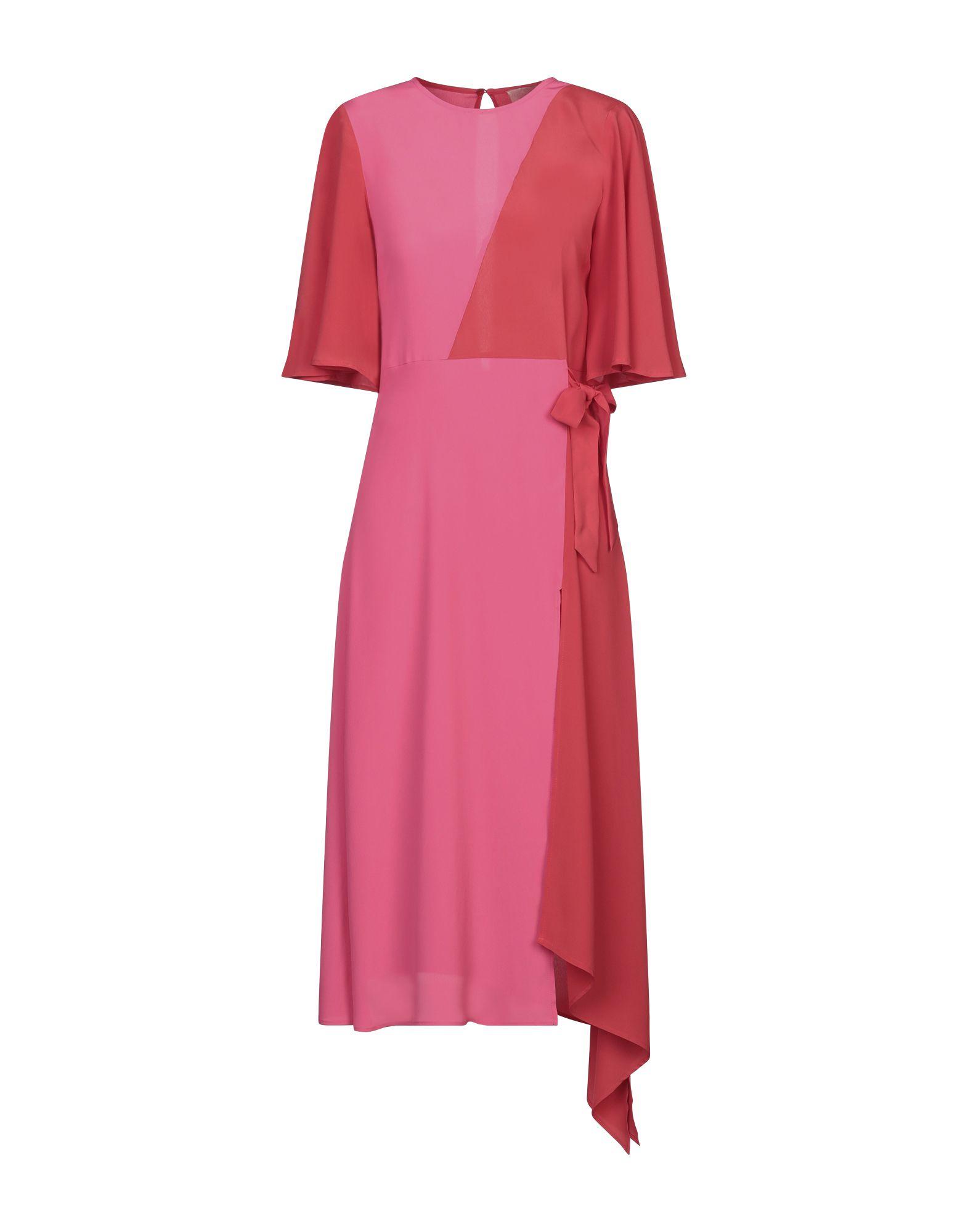 SE-TA Rosy Iacovone Платье до колена