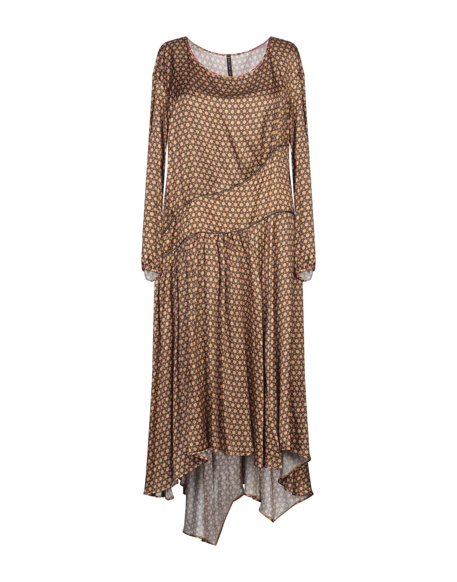 MANILA GRACE Платье до колена manila grace платье до колена