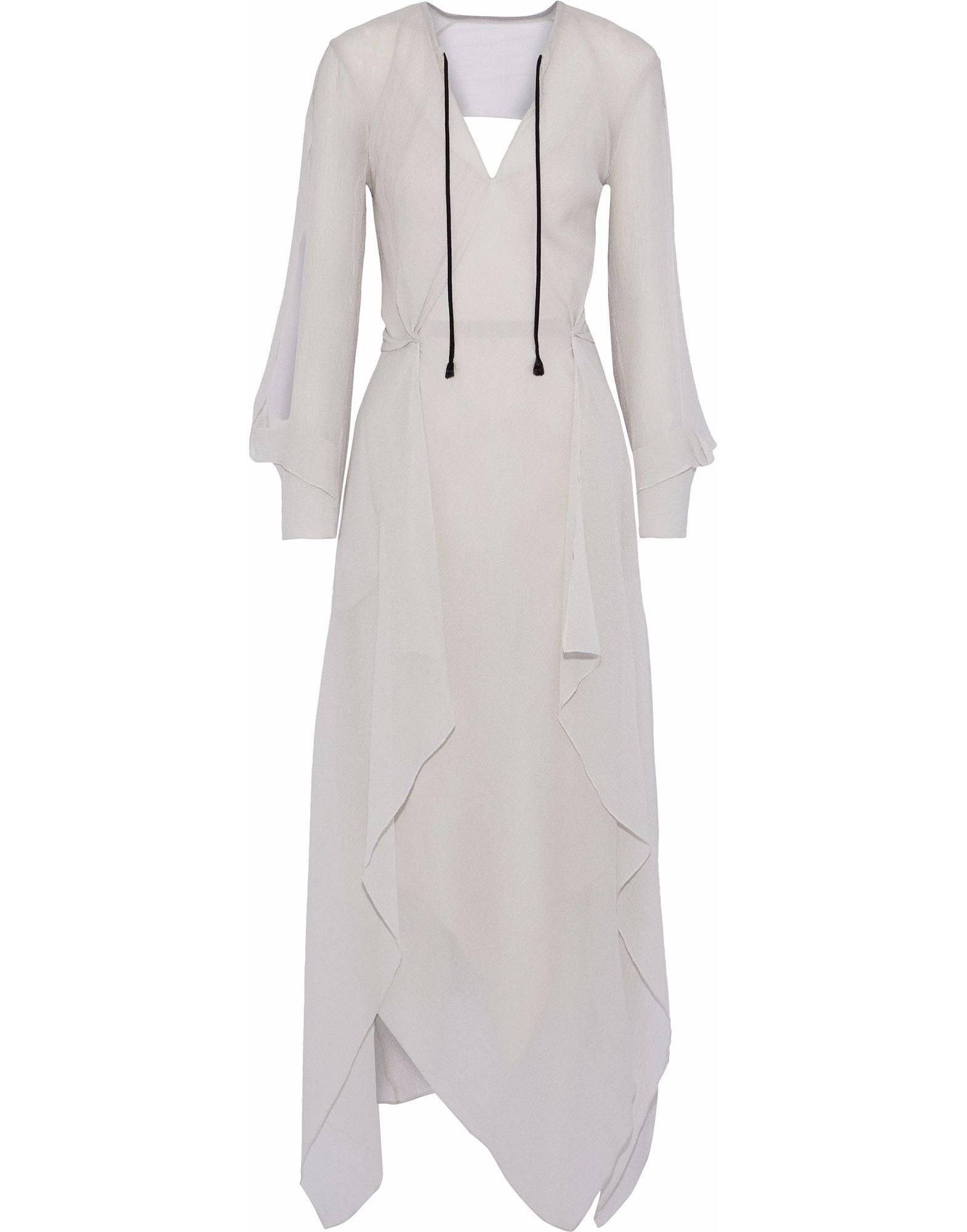 ROLAND MOURET Длинное платье