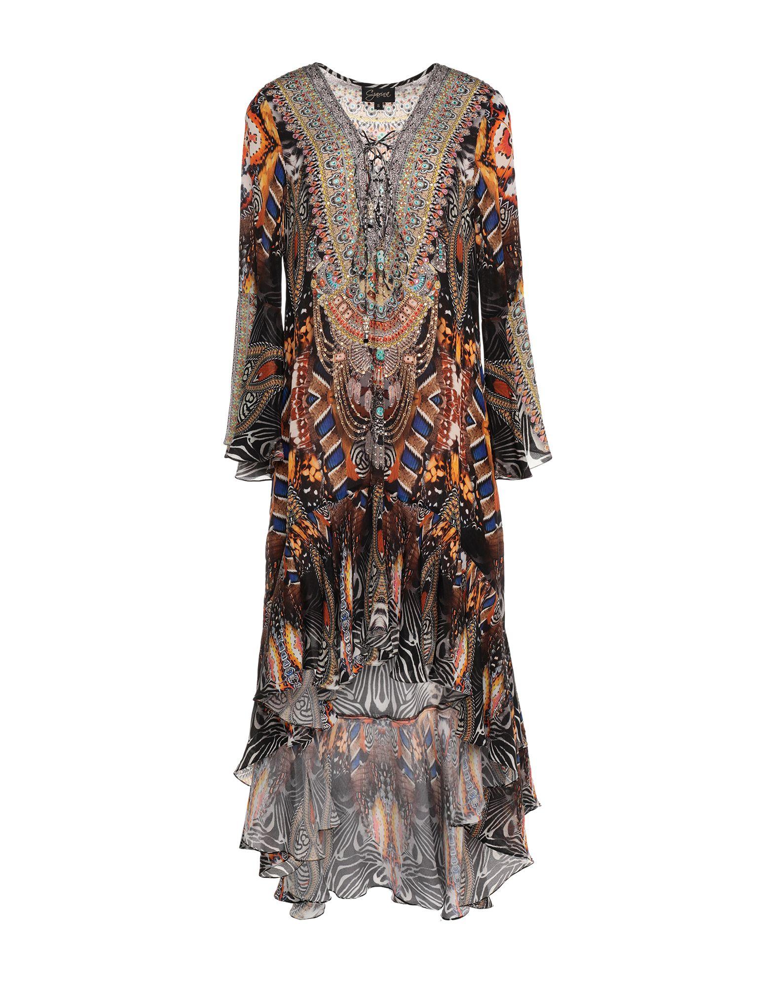 CZARINA Длинное платье