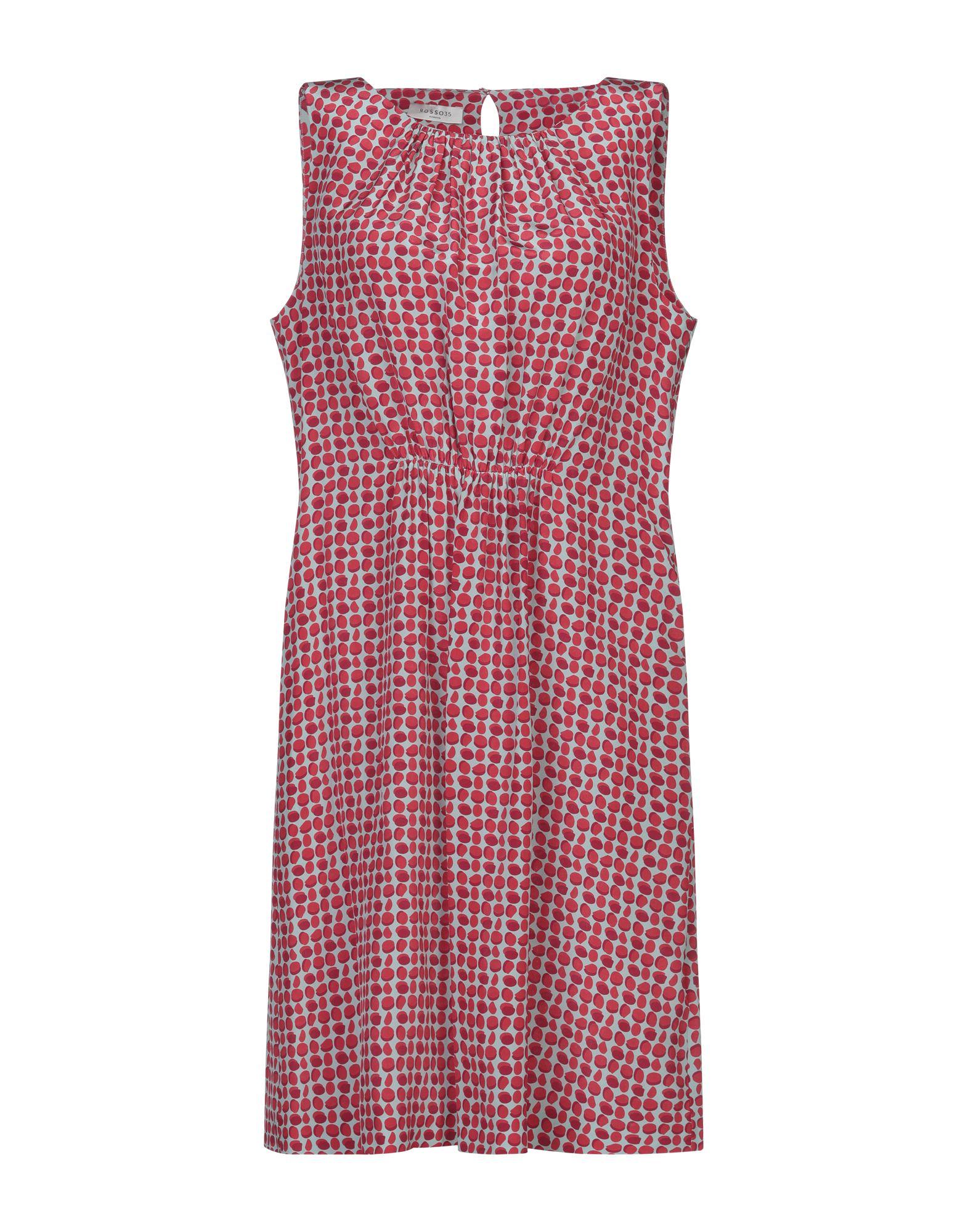 ROSSO35 Короткое платье