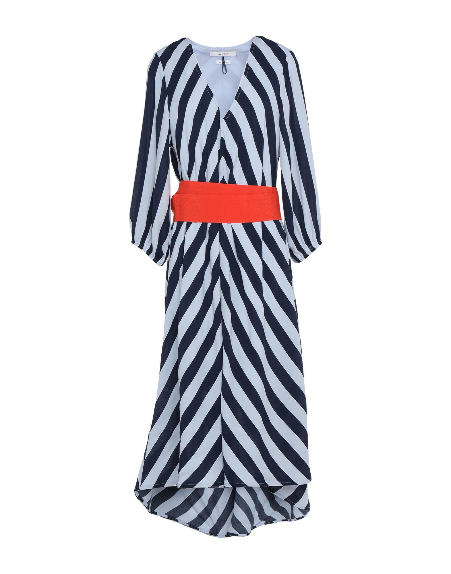 GESTUZ Длинное платье