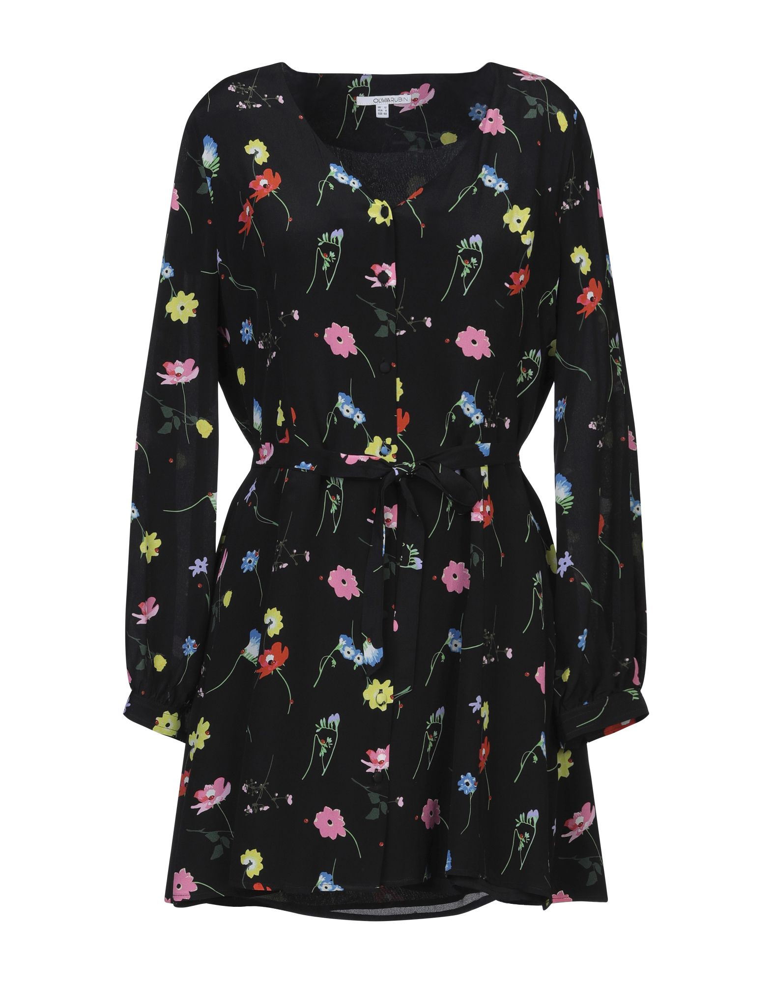 OLIVIA RUBIN Короткое платье