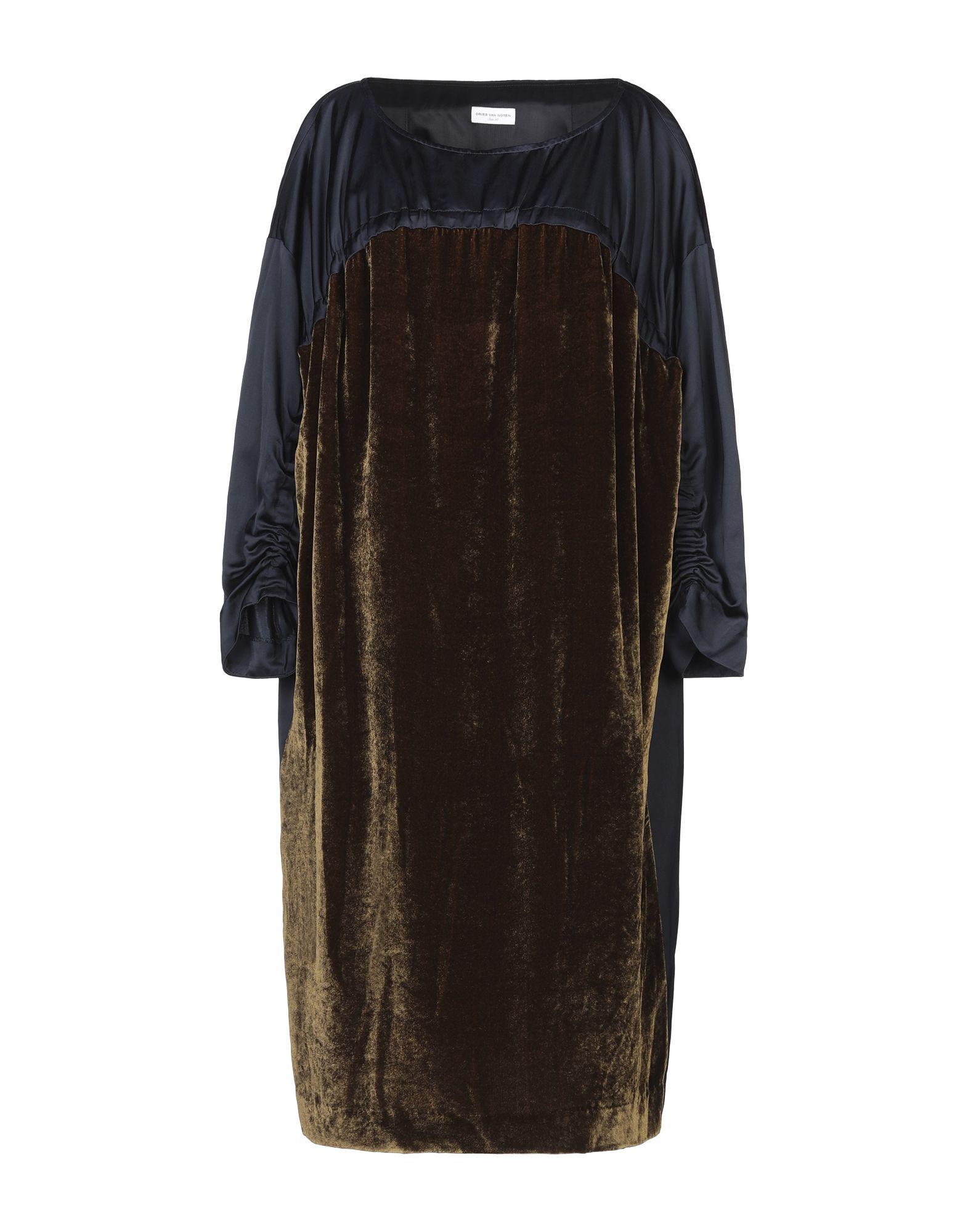 DRIES VAN NOTEN Короткое платье