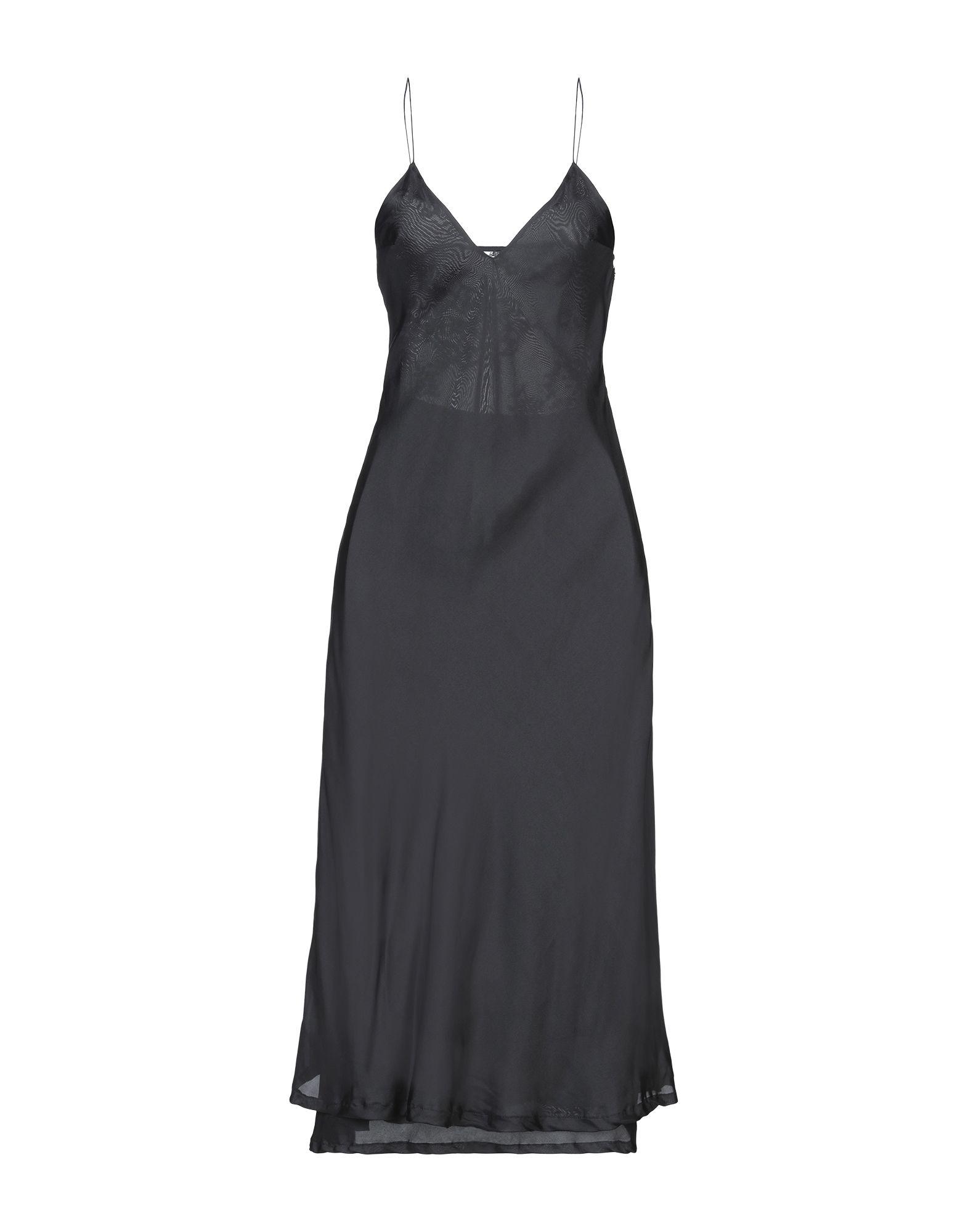 HAIDER ACKERMANN Платье до колена цены онлайн