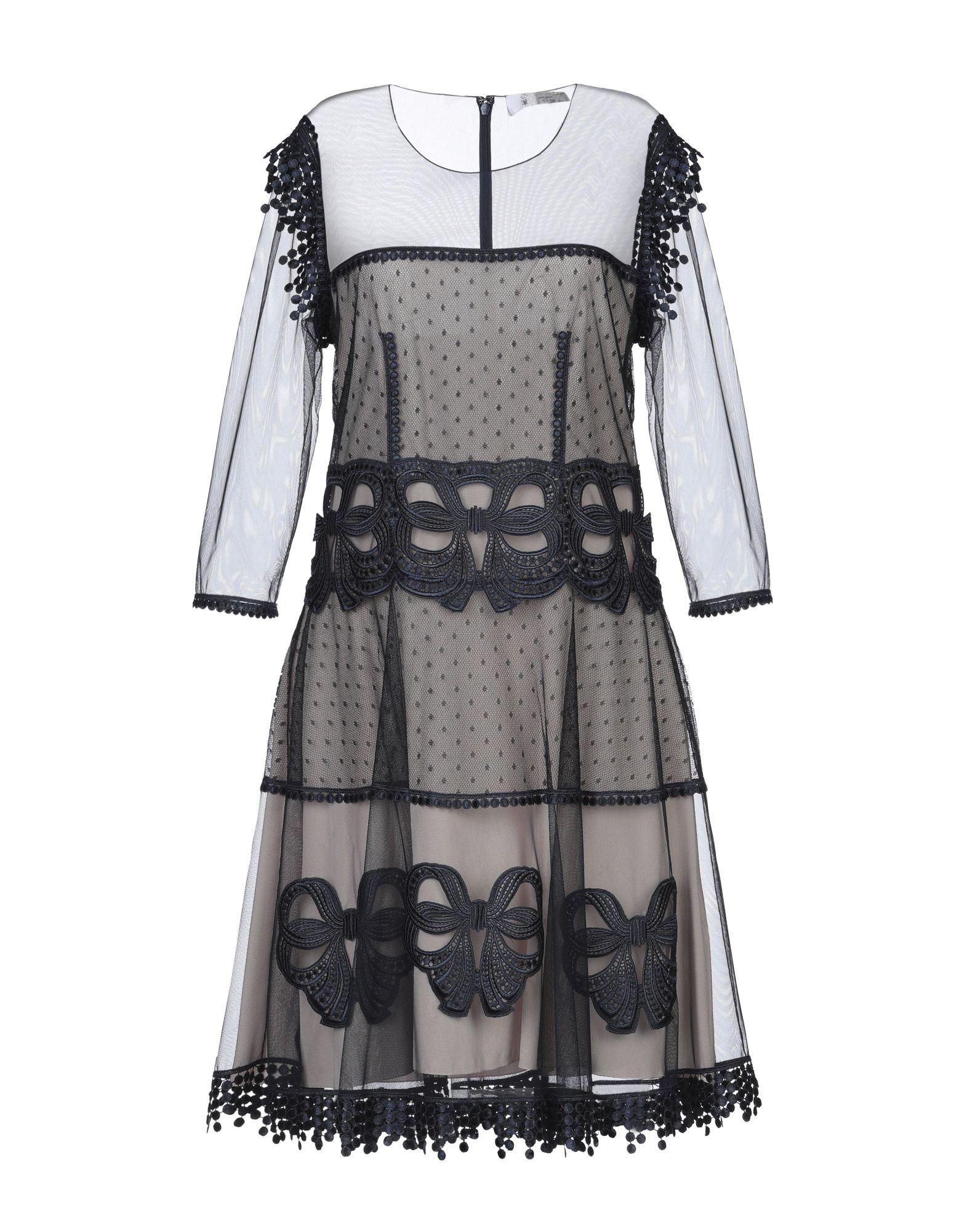 ANNA MOLINARI BLUMARINE Платье до колена