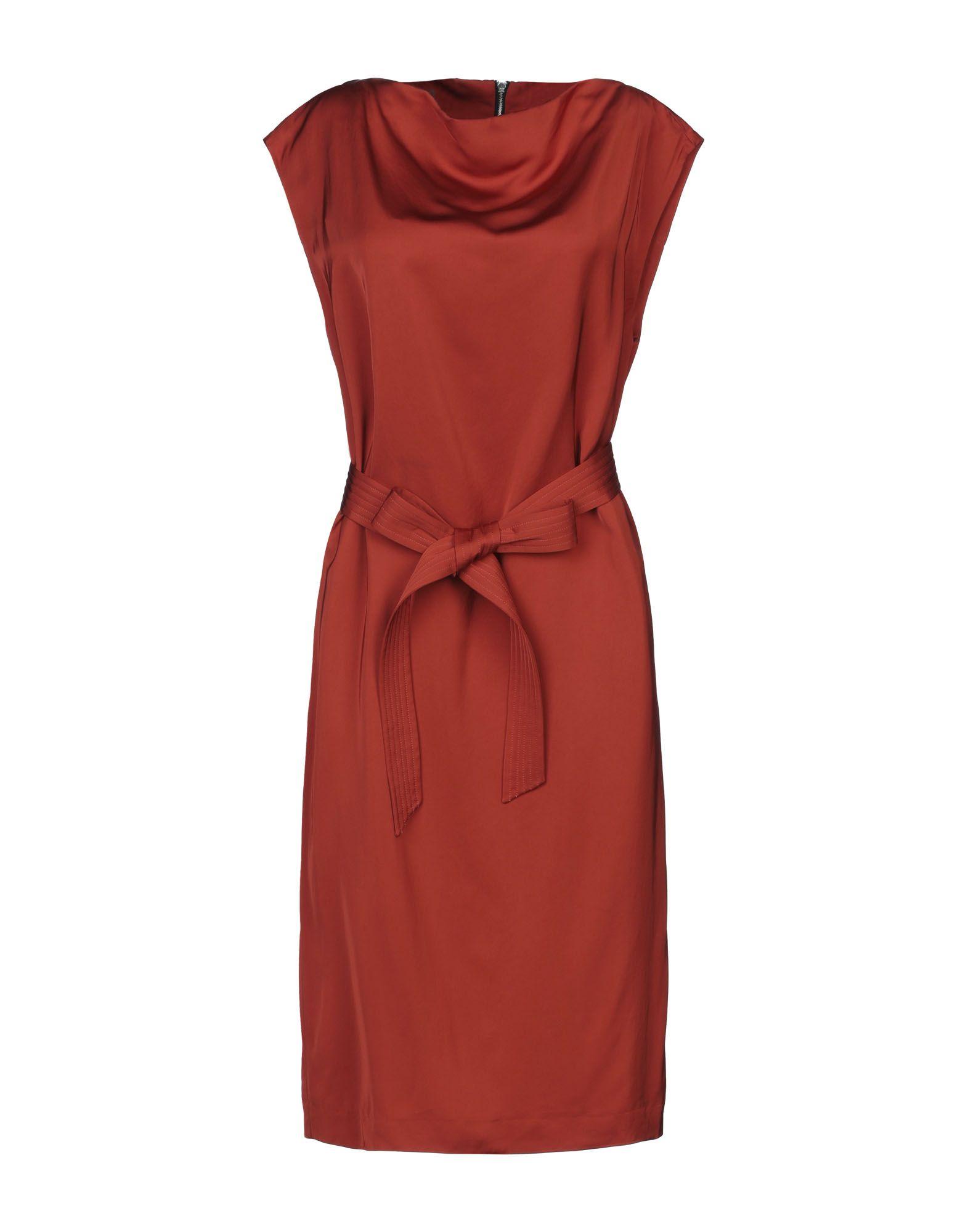 RUE BLANCHE Платье до колена