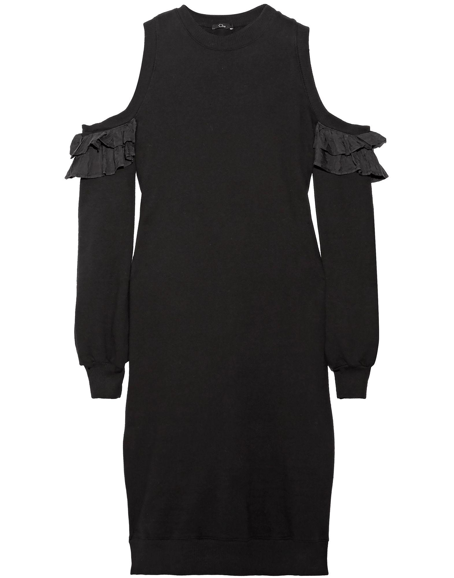 CLU Платье до колена