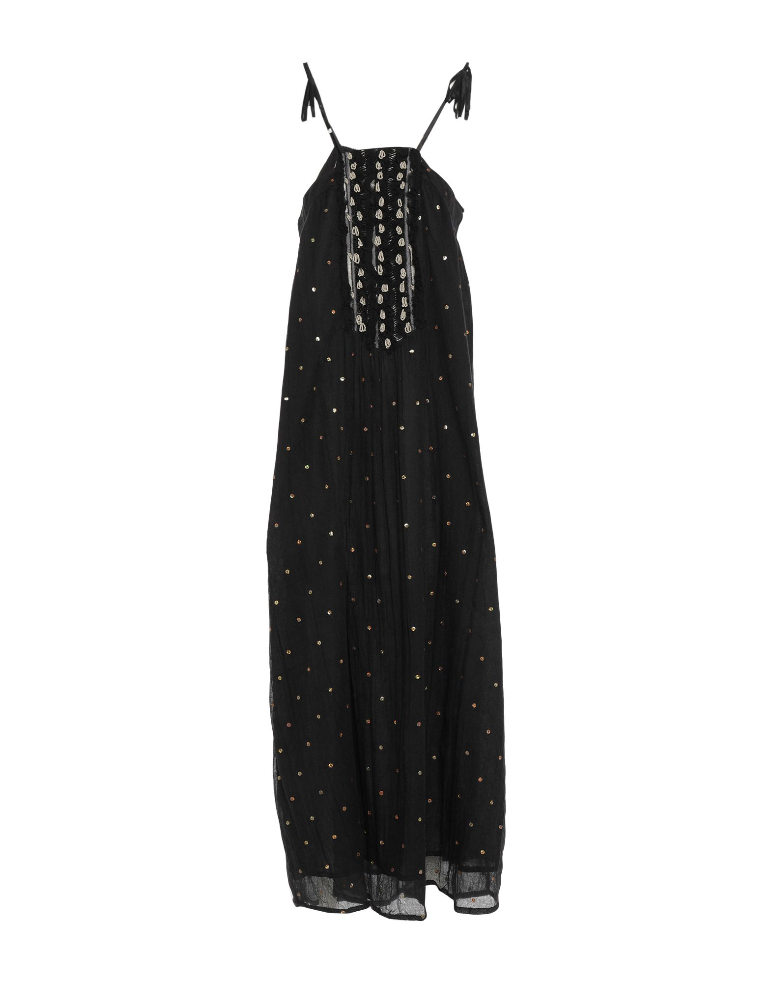 CHRISTOPHE SAUVAT Длинное платье