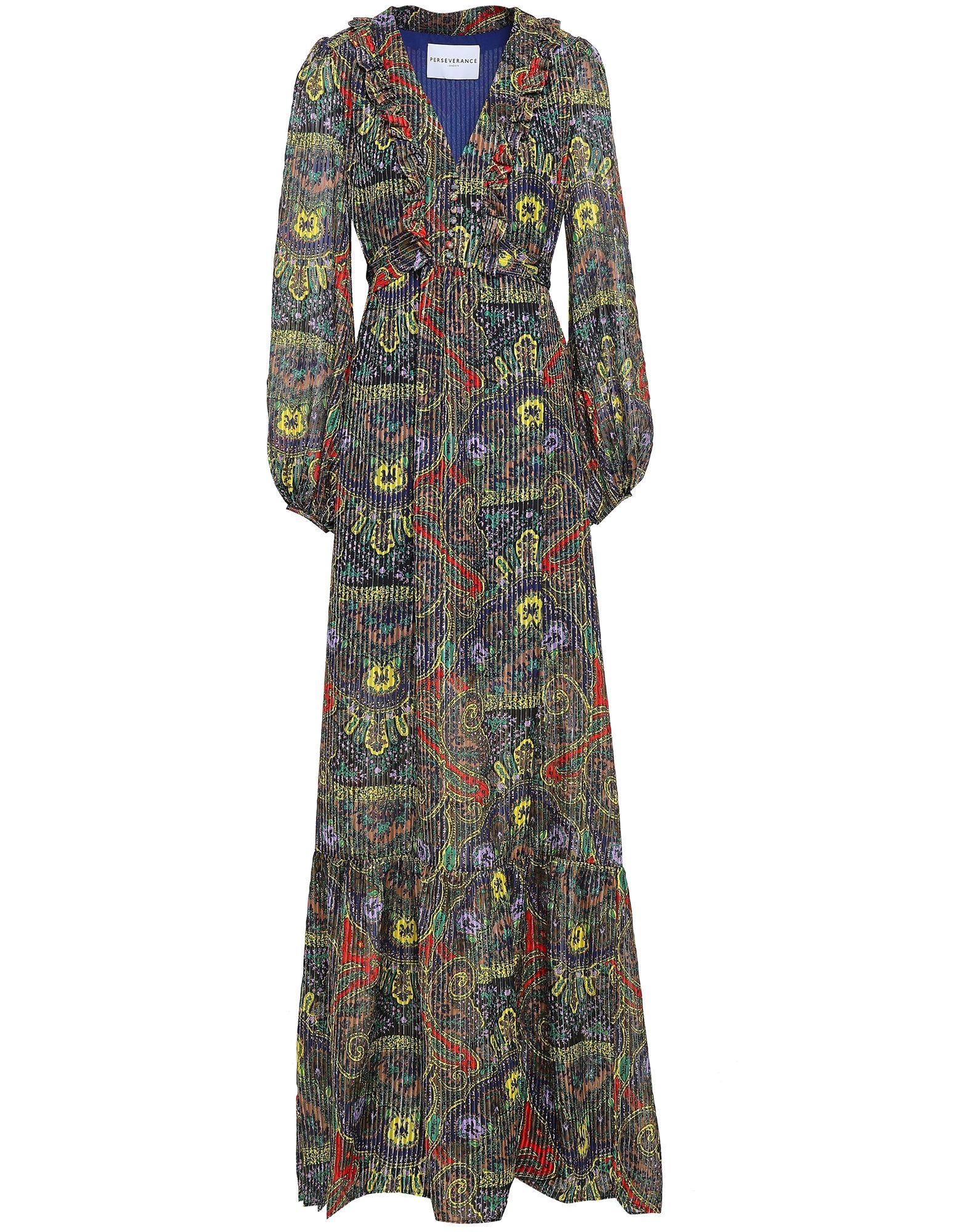 PERSEVERANCE Длинное платье