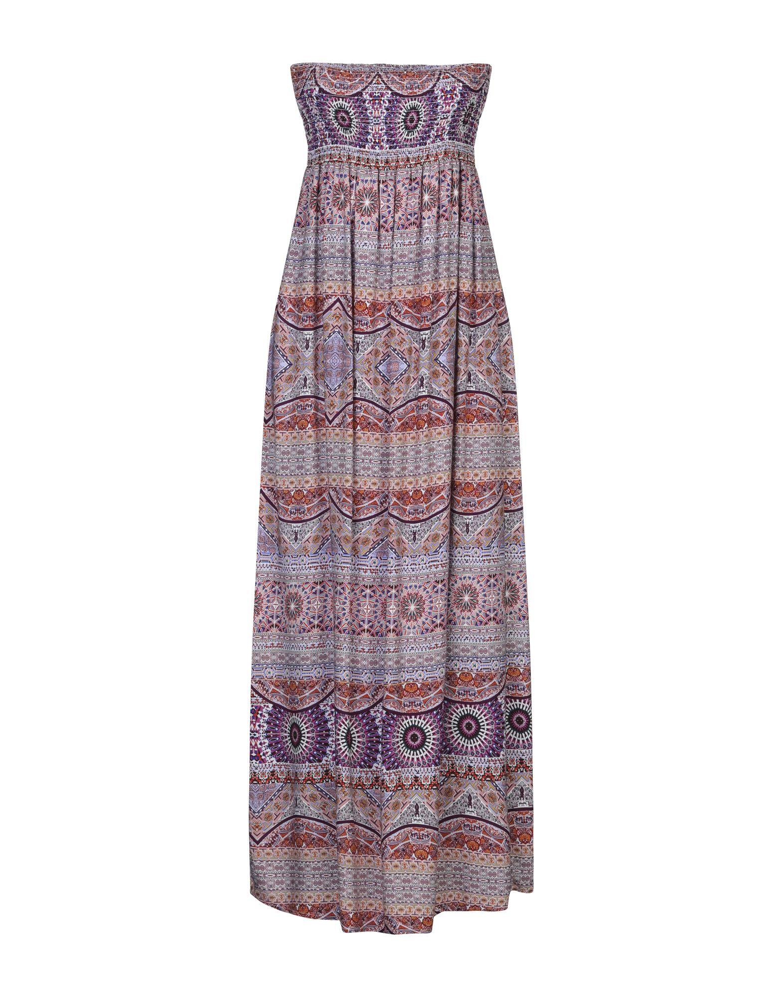 GUESS Длинное платье