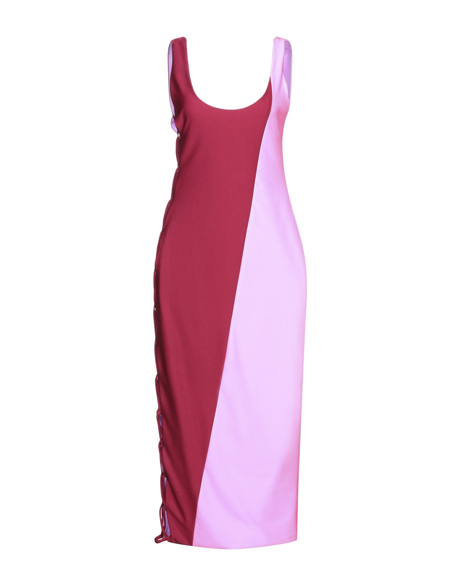 FAUSTO PUGLISI Платье длиной 3/4 цена 2017