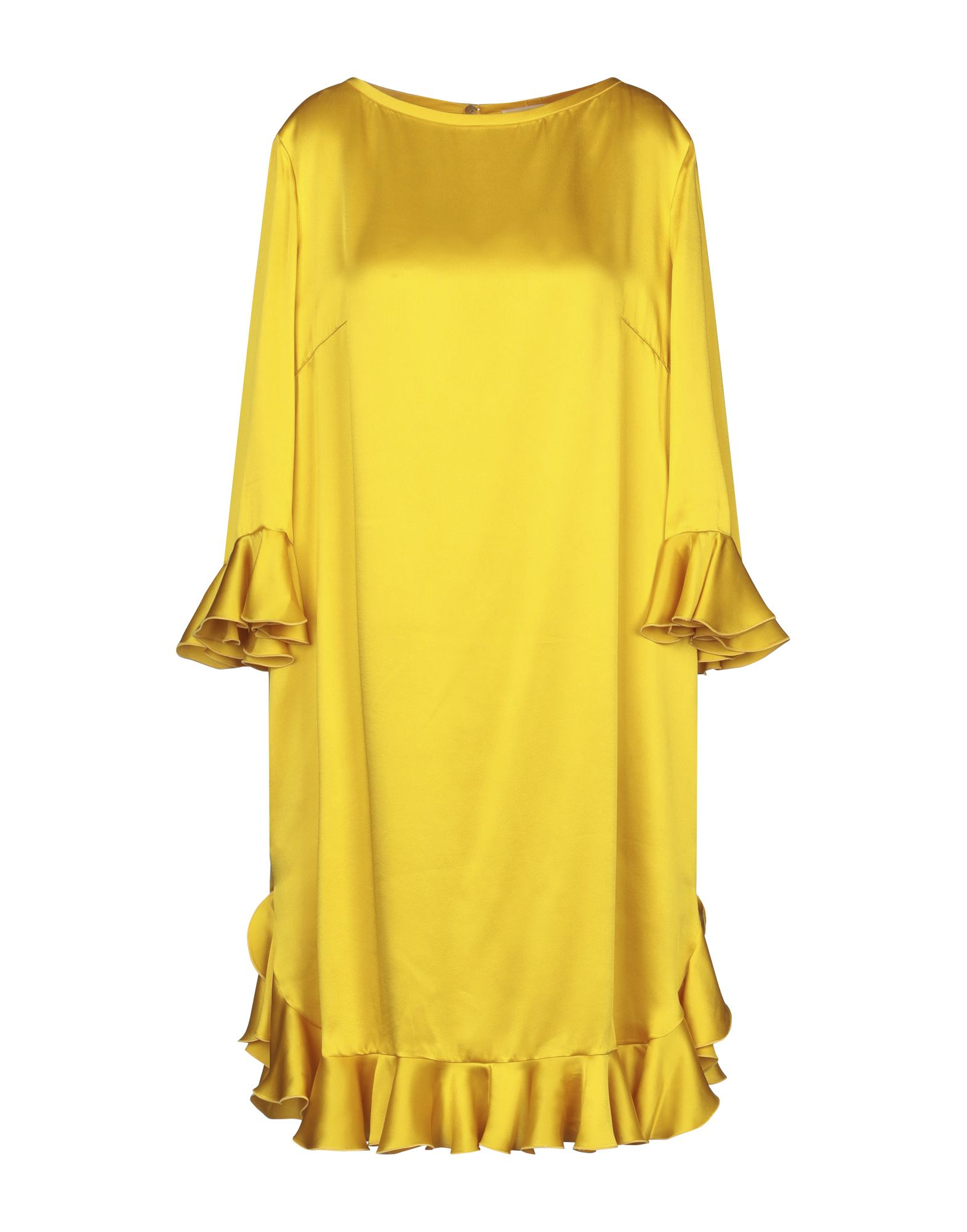 MANTÙ Короткое платье mantù легкое пальто