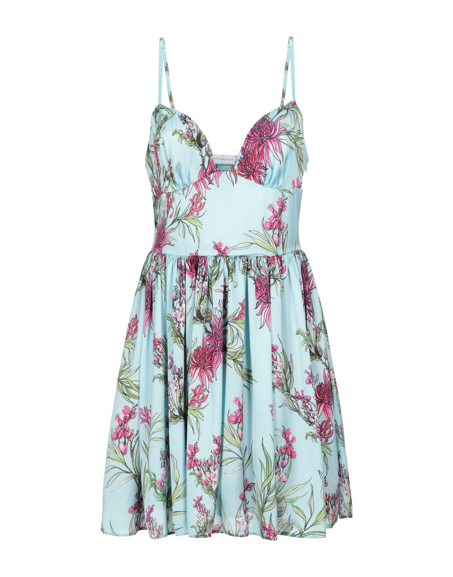 MATILDE COUTURE Короткое платье