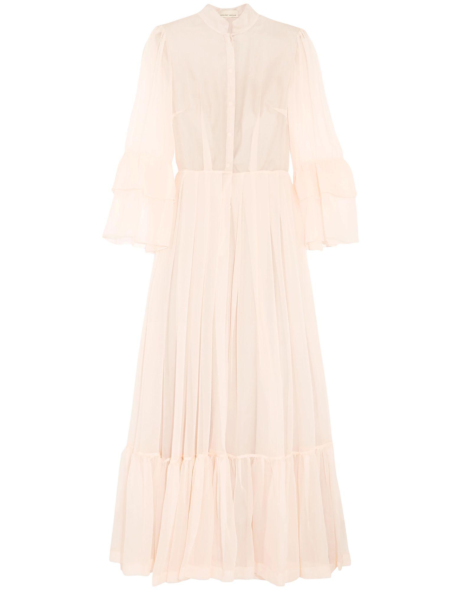 MERCHANT ARCHIVE Длинное платье