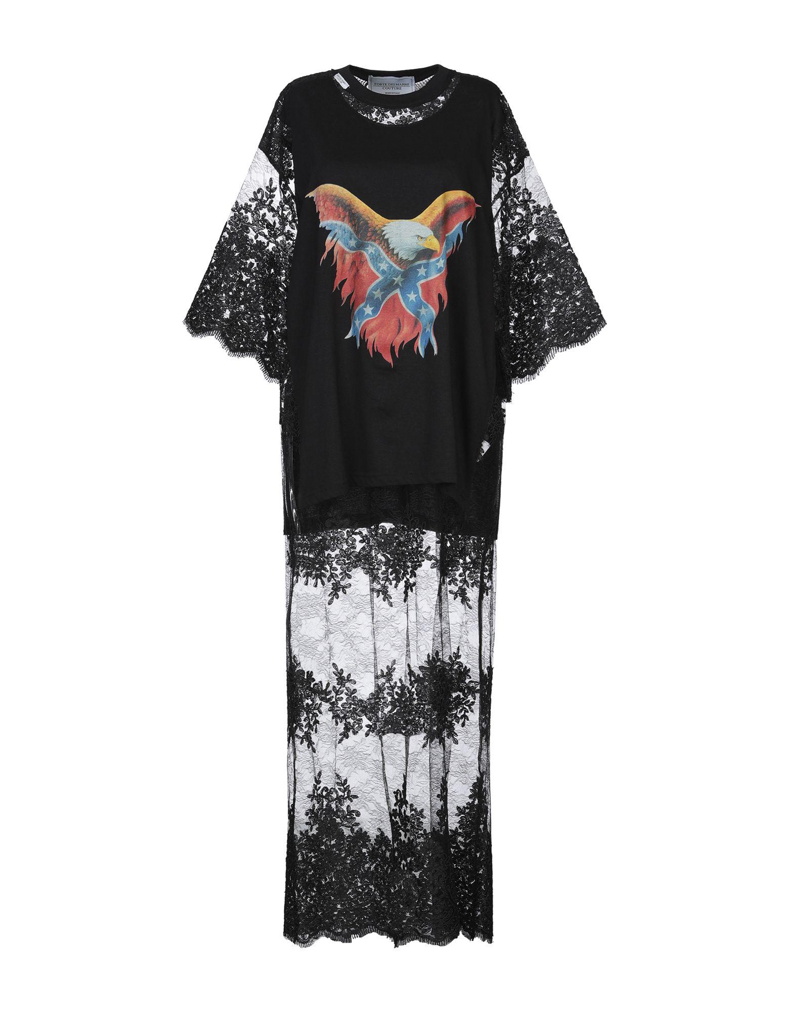 FORTE DEI MARMI COUTURE Длинное платье