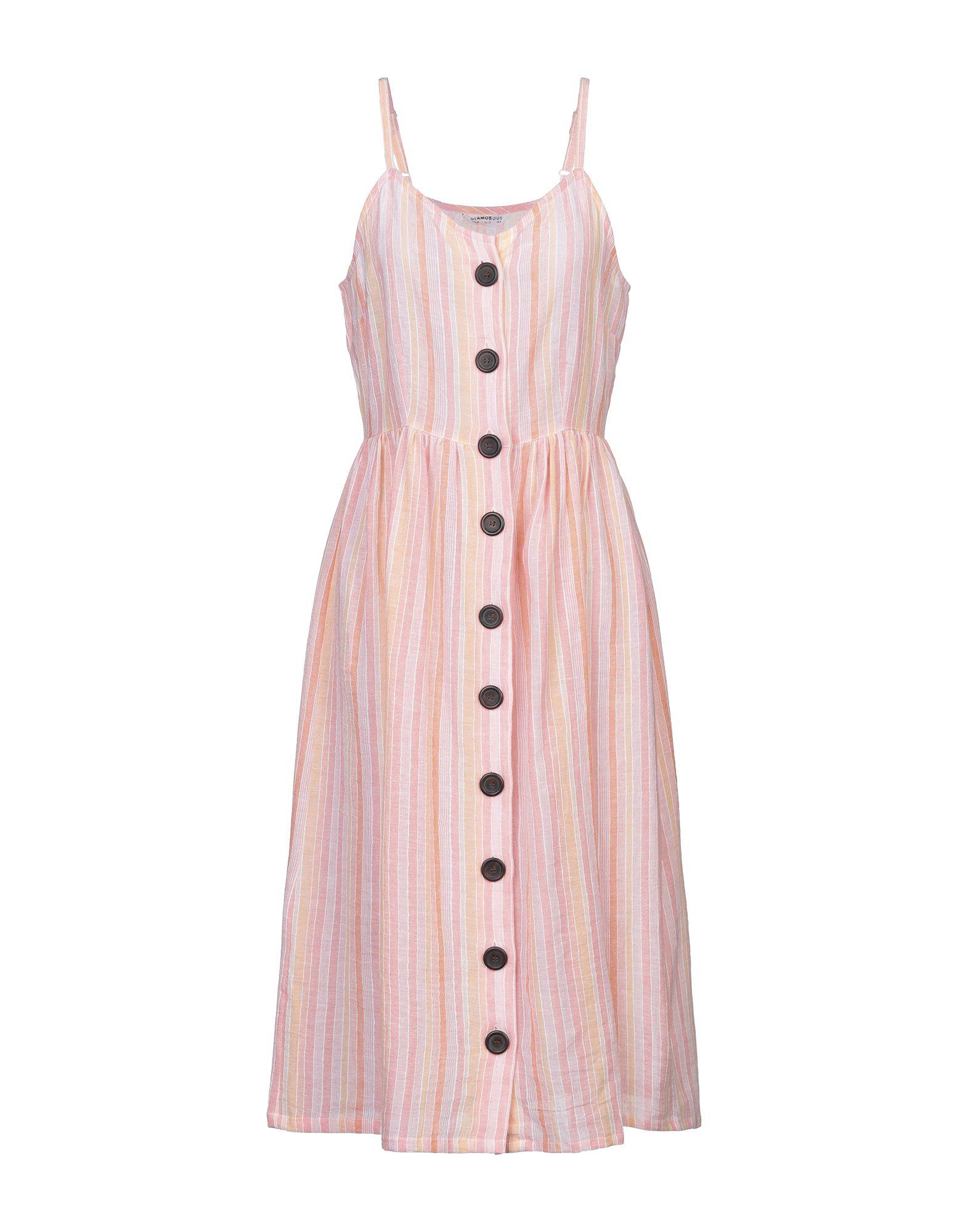 GLAMOROUS Платье длиной 3/4 платье glamorous glamorous gl008ewhowc8