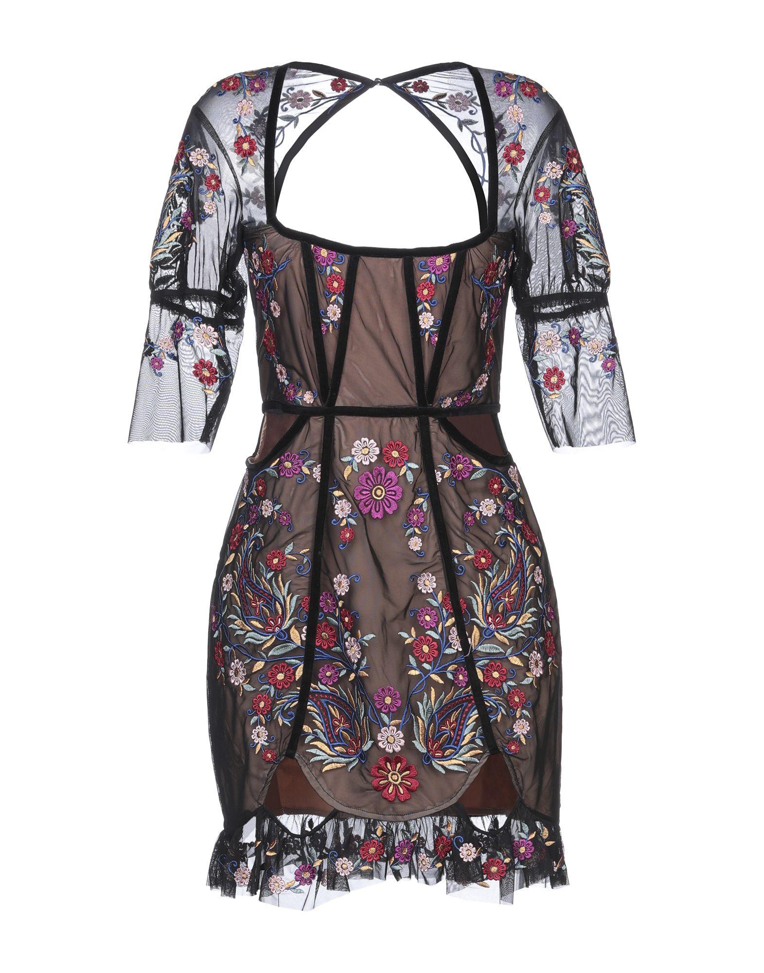 FOR LOVE & LEMONS Короткое платье