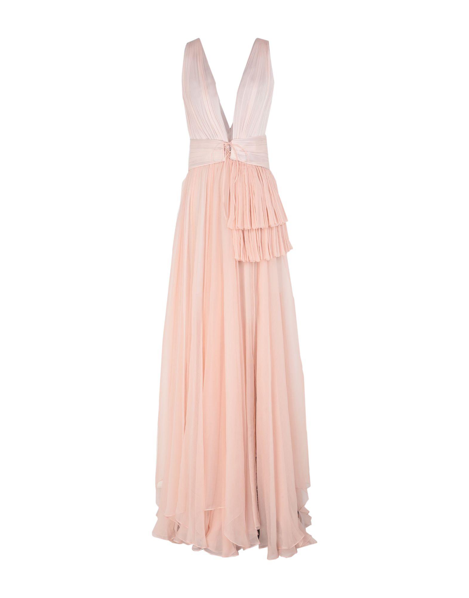 IRIS SERBAN Длинное платье