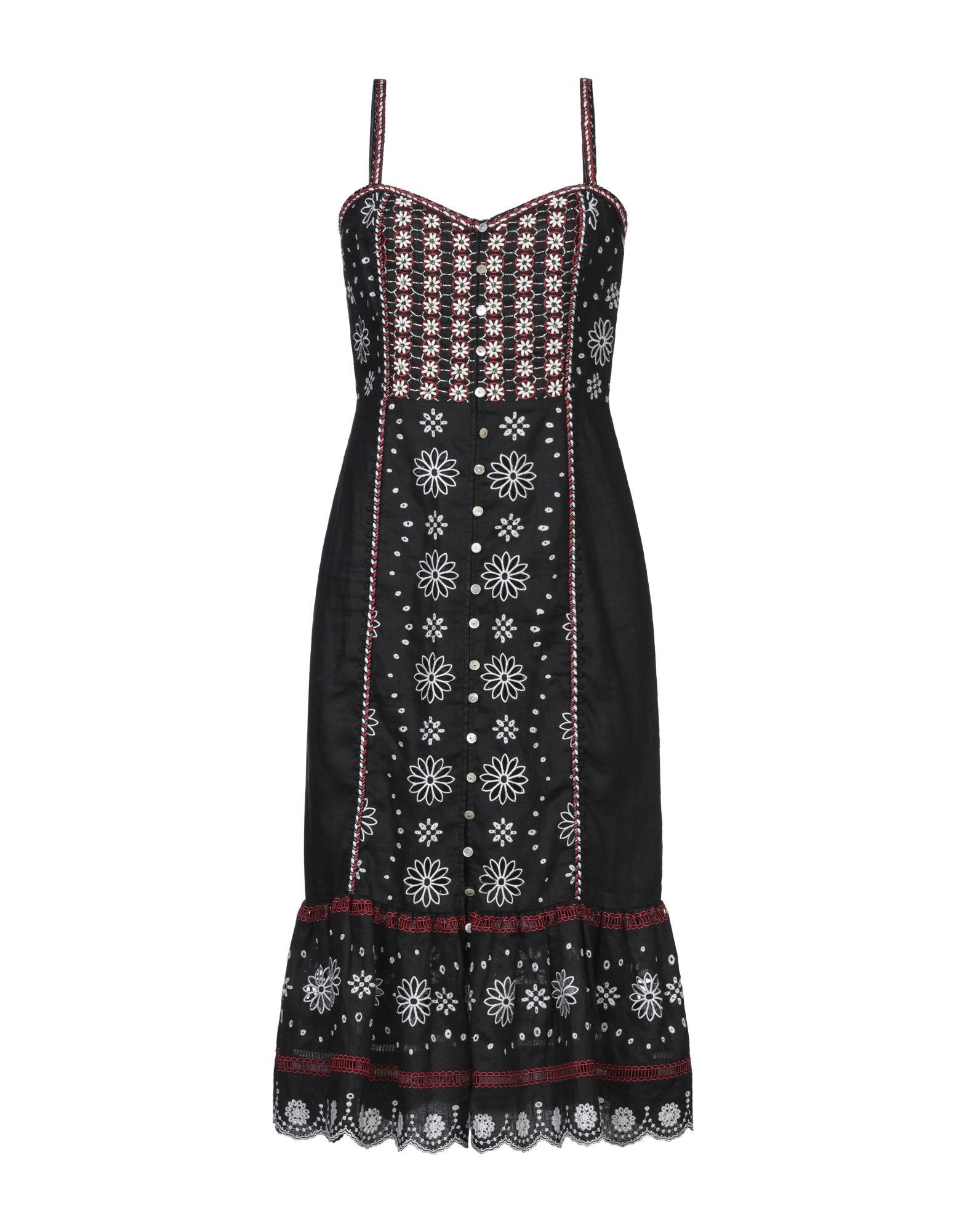 VERONICA BEARD Платье до колена
