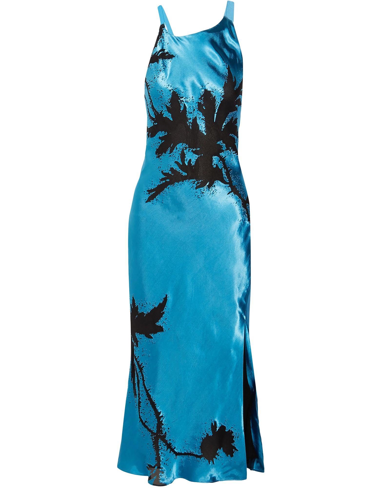 TOPSHOP UNIQUE Длинное платье