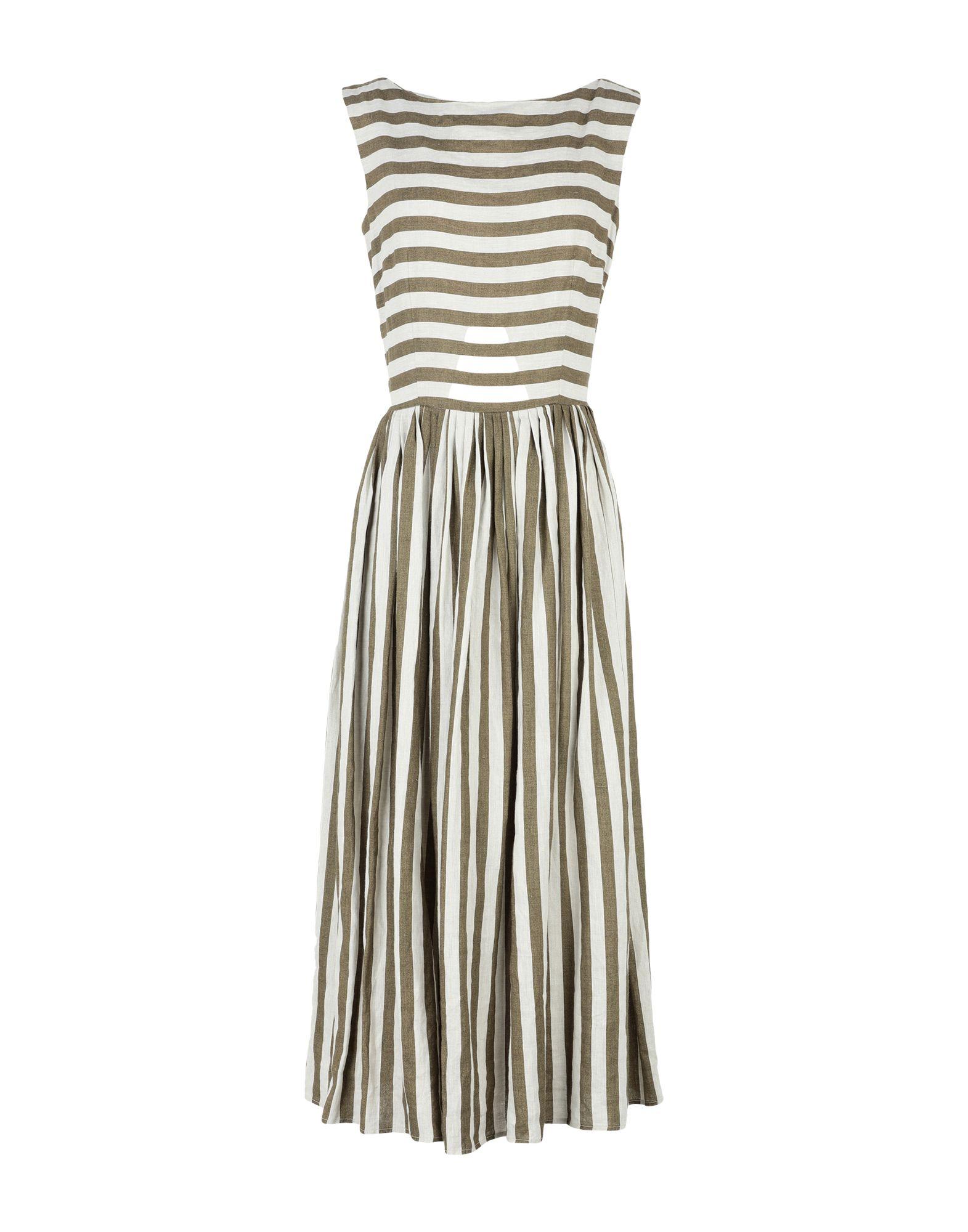 TRADITION NOVANTA3 Платье длиной 3/4