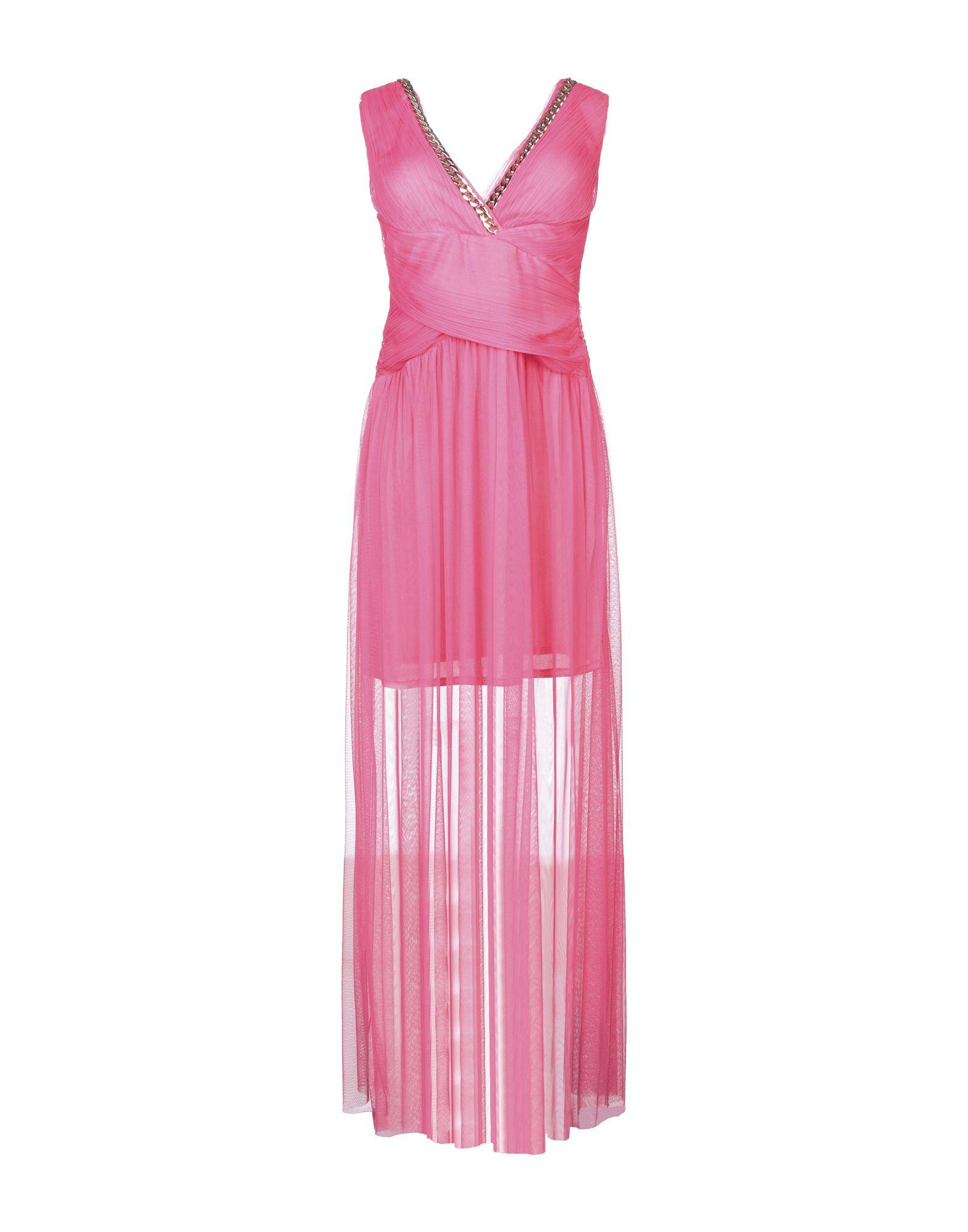 X'S MILANO Длинное платье