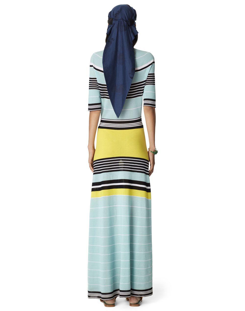 LONG KNIT DRESS - Lanvin