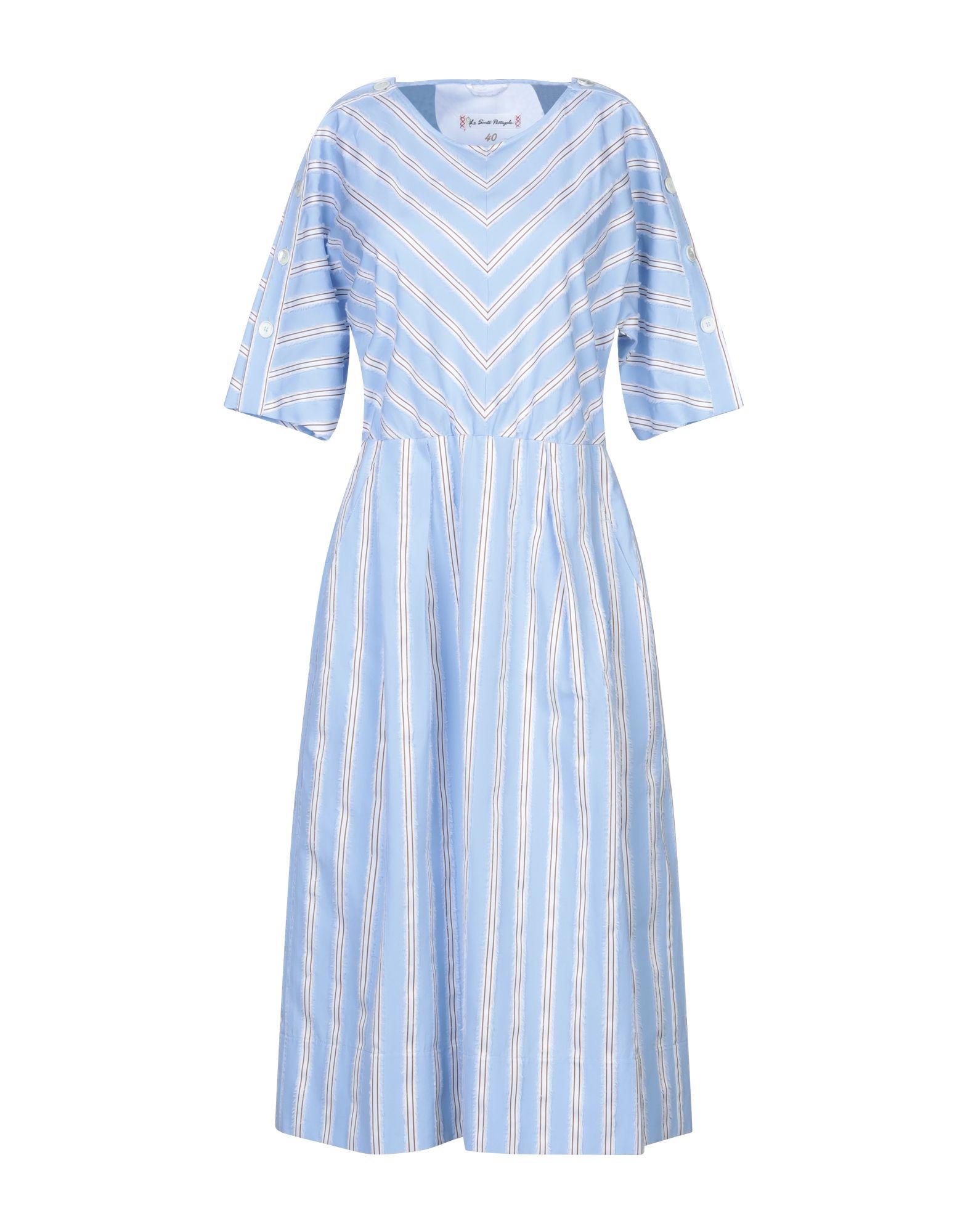LE SARTE PETTEGOLE Платье длиной 3/4