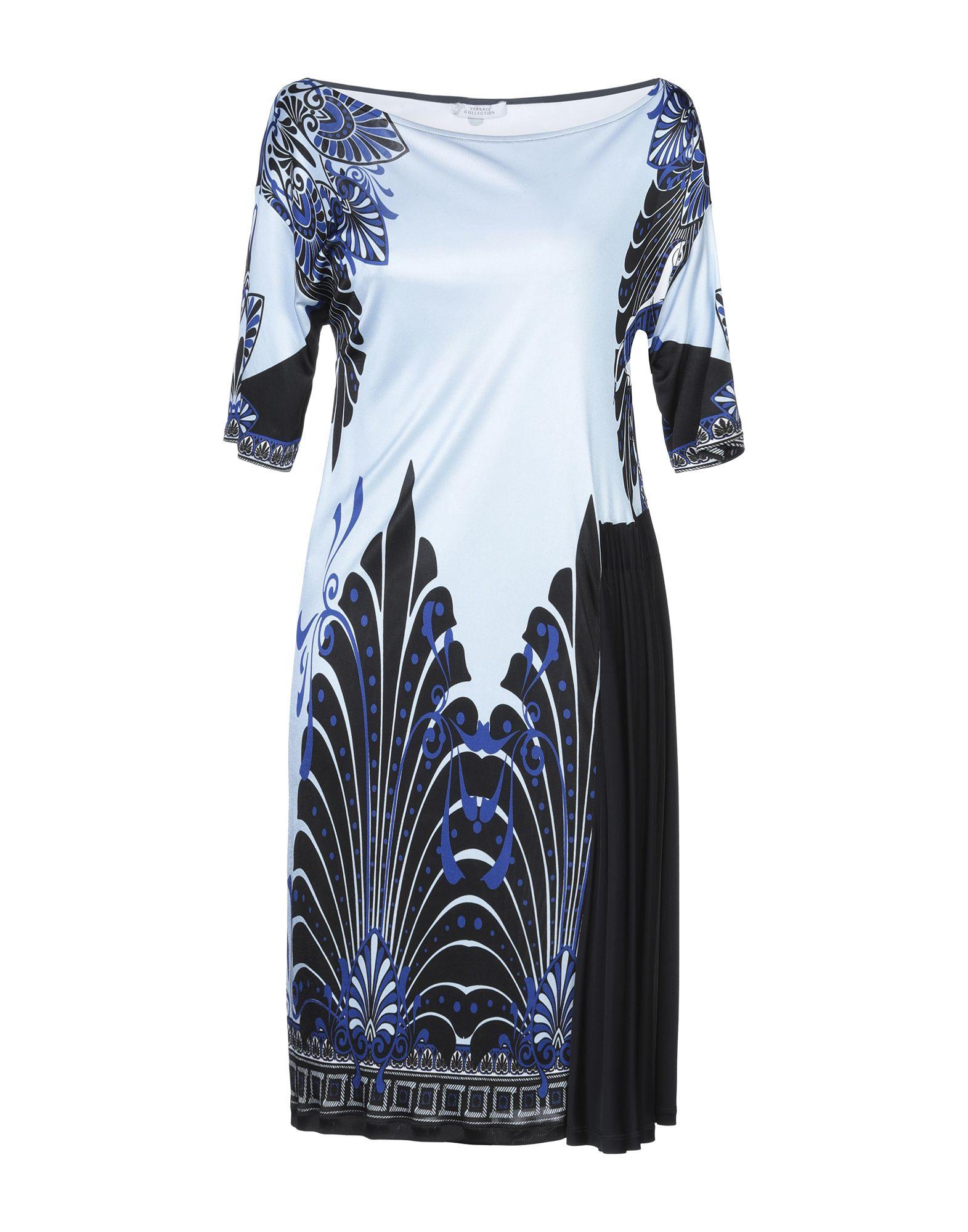 VERSACE COLLECTION Платье до колена цена 2017